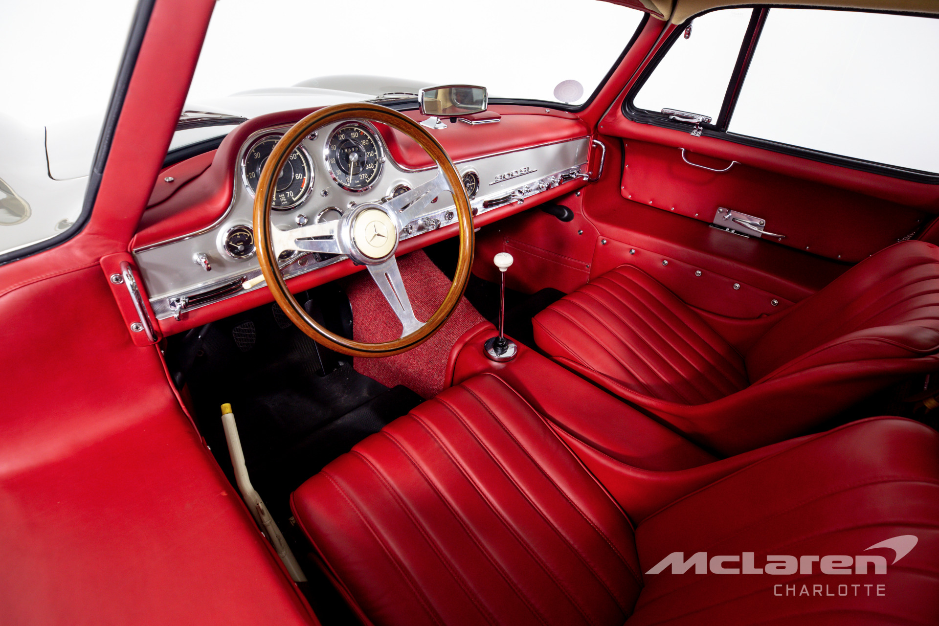 Used 1955 MERCEDES-BENZ 300 SL GULLWING | Charlotte, NC