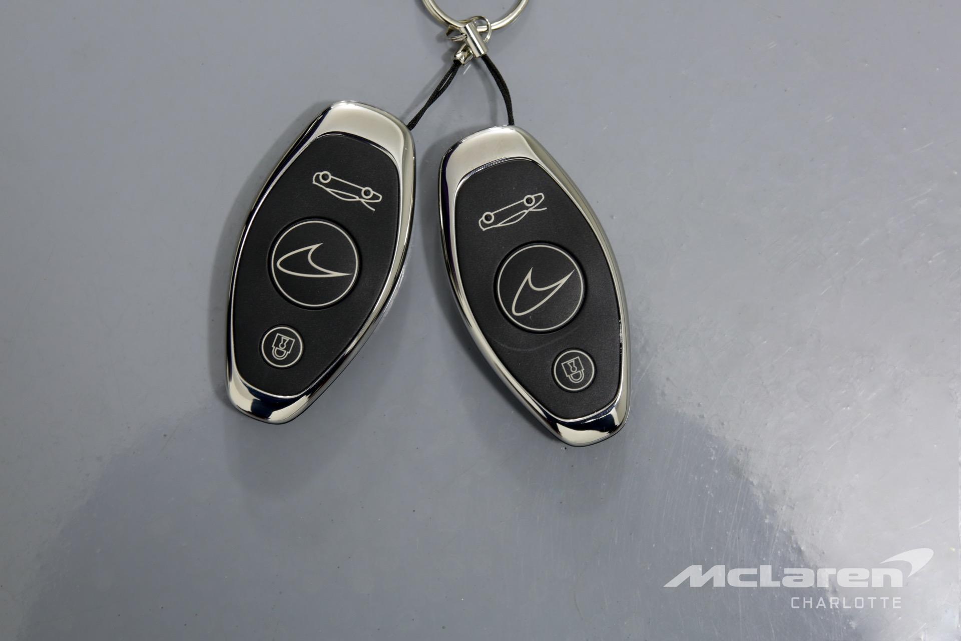 Used 2020 McLaren 600LT Spider Luxury | Charlotte, NC
