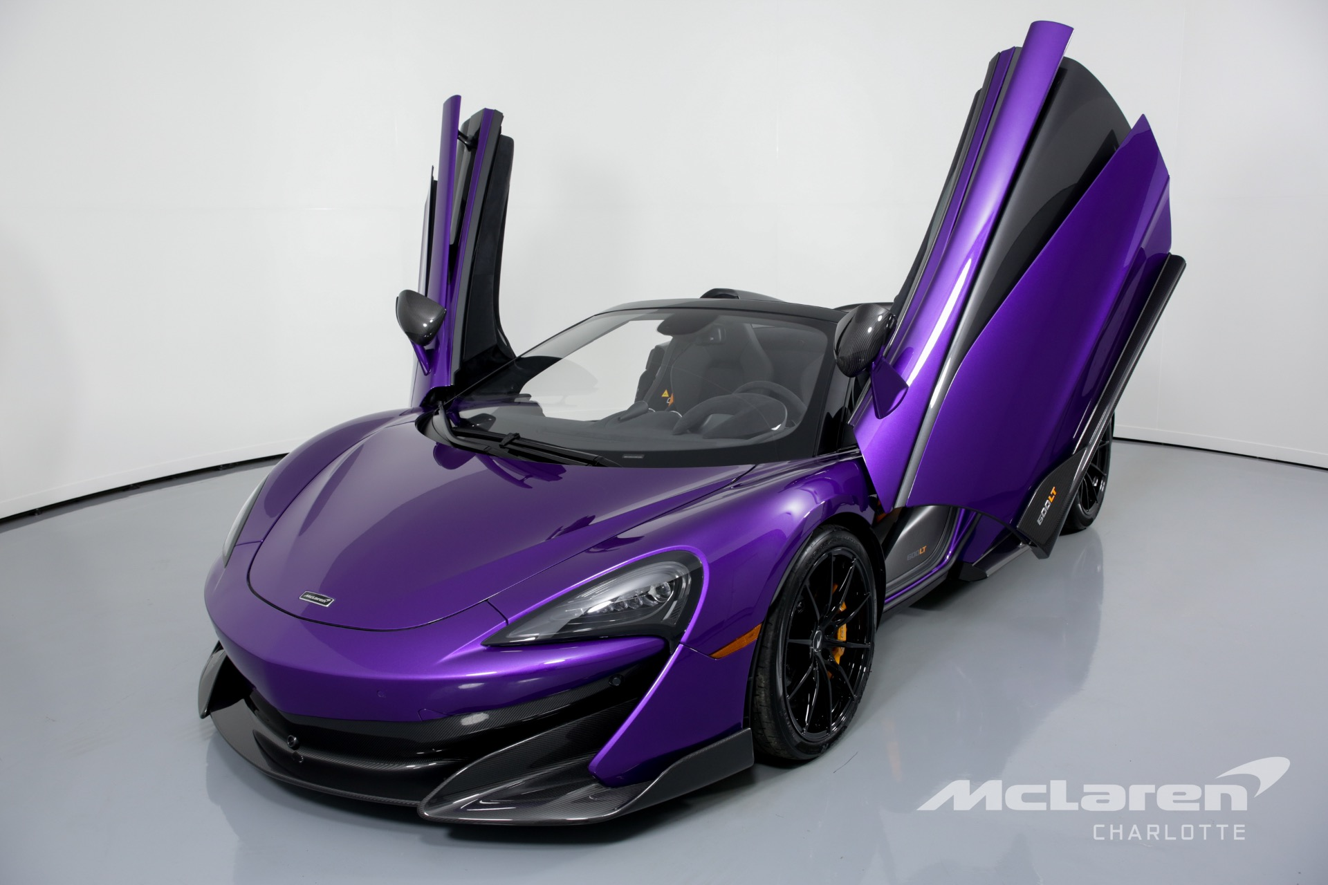New 2020 McLaren 600LT SPIDER LUXURY | Charlotte, NC