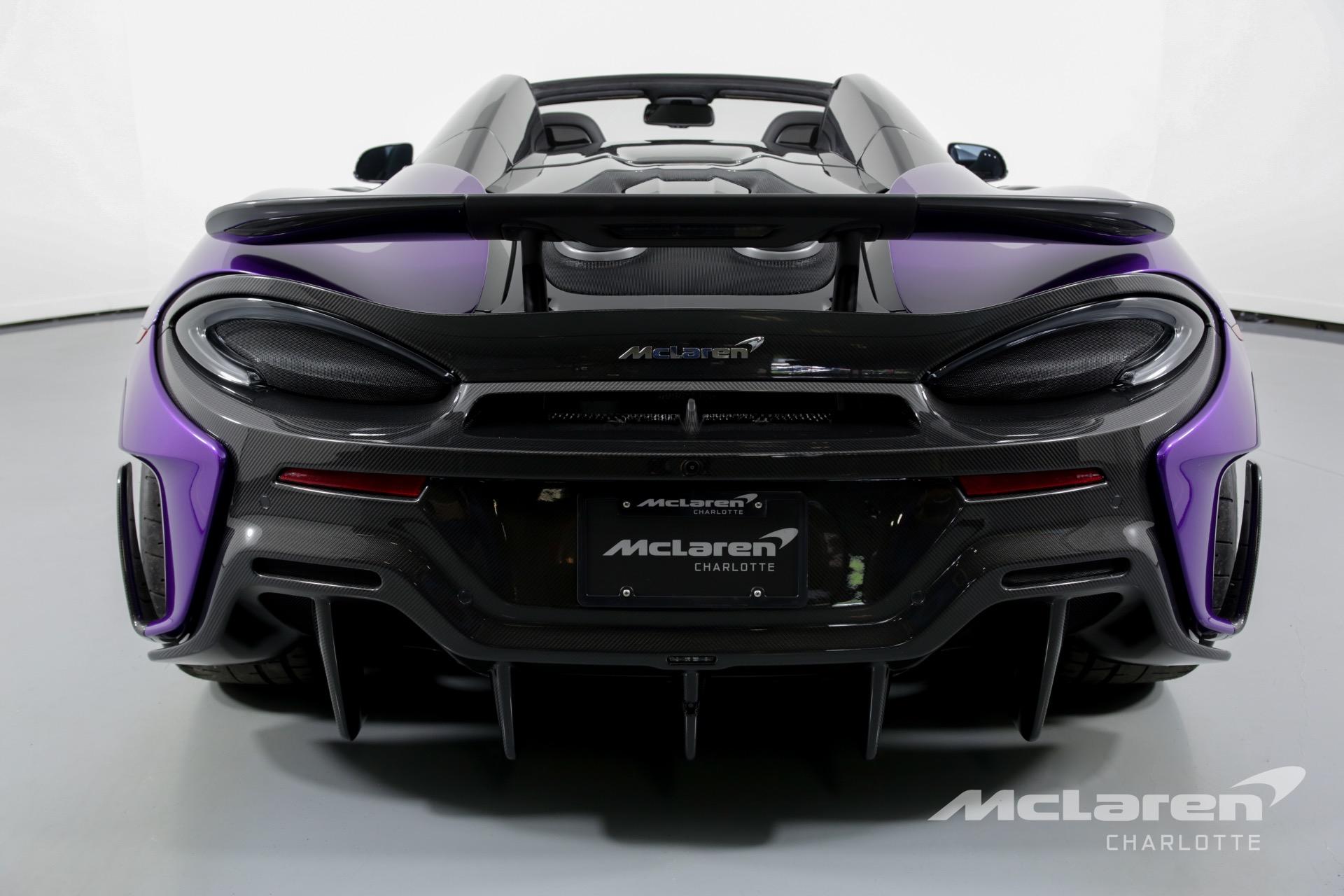 Used 2020 McLaren 600LT SPIDER LUXURY   Charlotte, NC