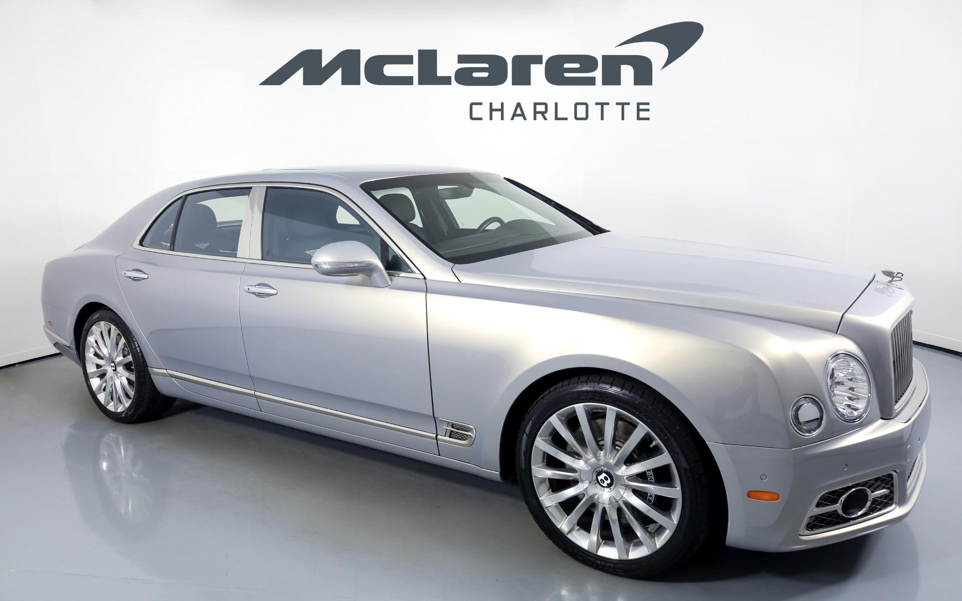 Used 2017 Bentley Mulsanne    Charlotte, NC