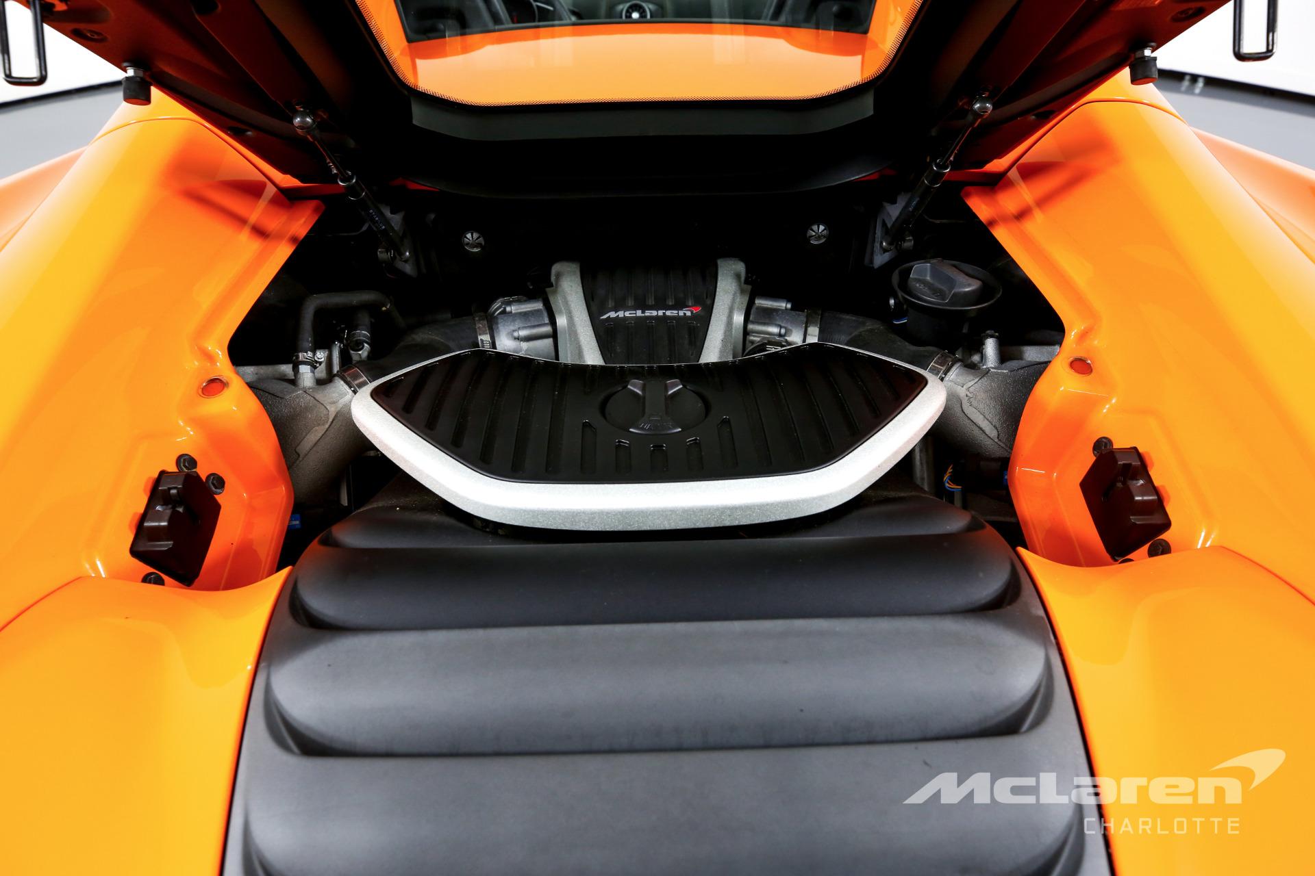 Used 2014 McLaren MP4-12C Spider  | Charlotte, NC