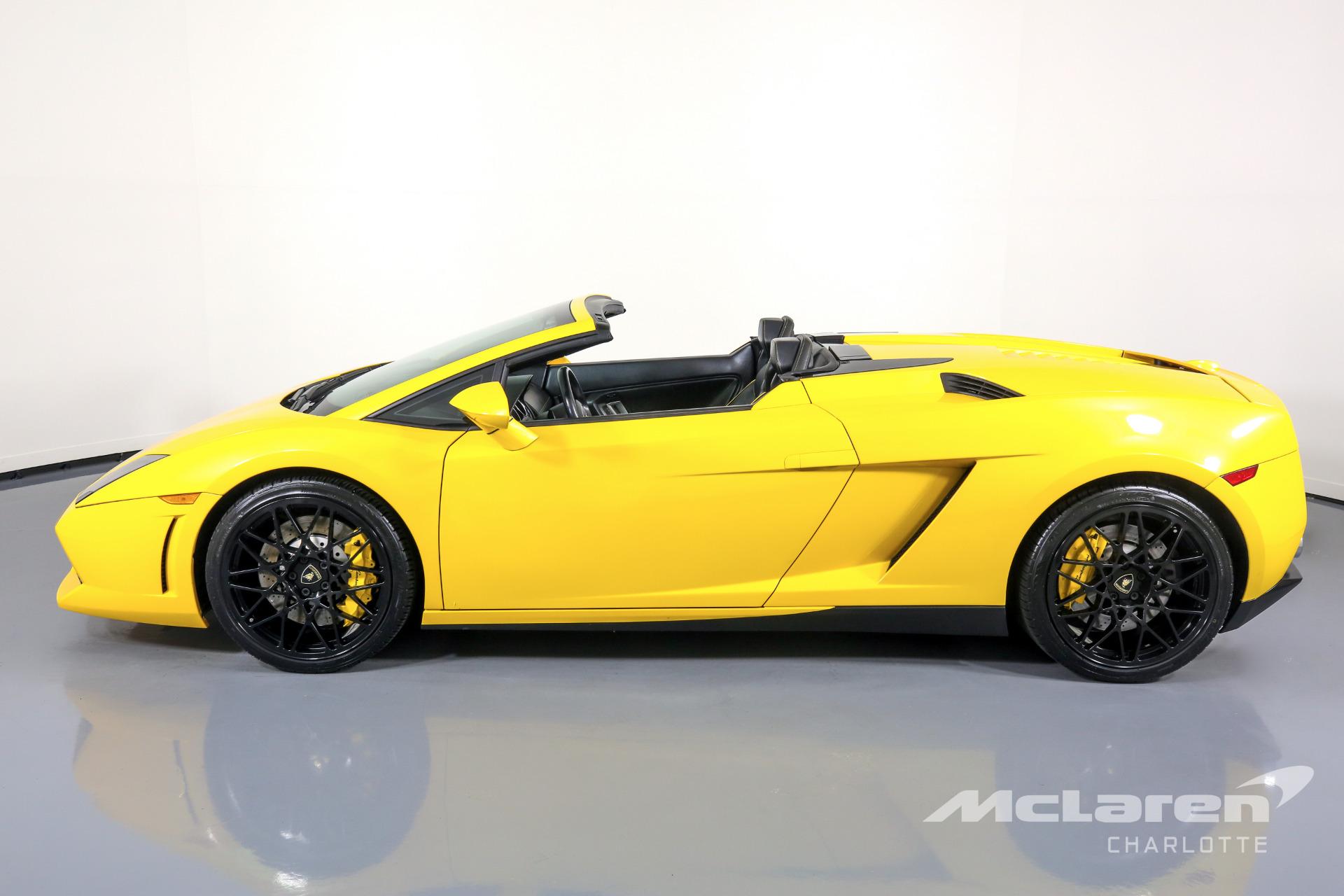 Used 2012 Lamborghini Gallardo LP 550-2 Spyder | Charlotte, NC