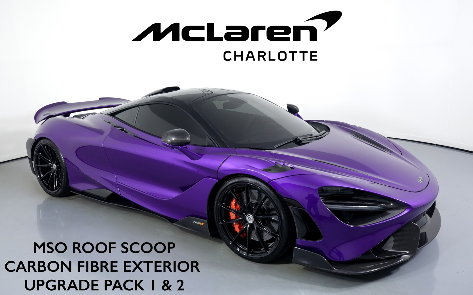 New 2021 MCLAREN 765LT    Charlotte, NC