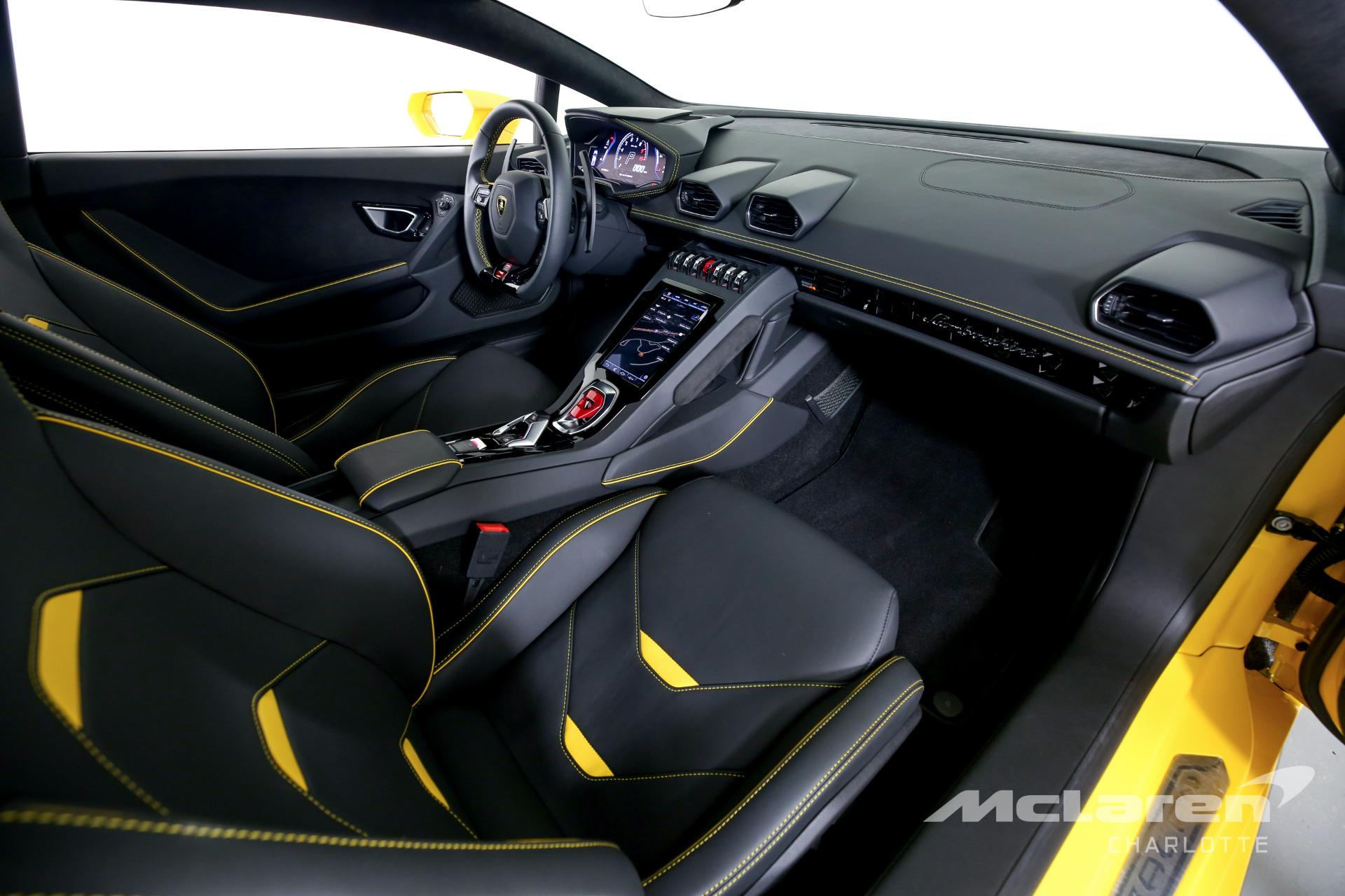 Used 2020 Lamborghini Huracan LP 640-4 EVO   Charlotte, NC