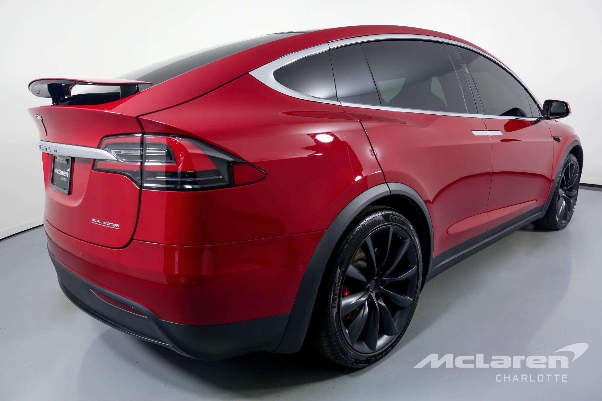 Used 2019 Tesla Model X Performance   Charlotte, NC