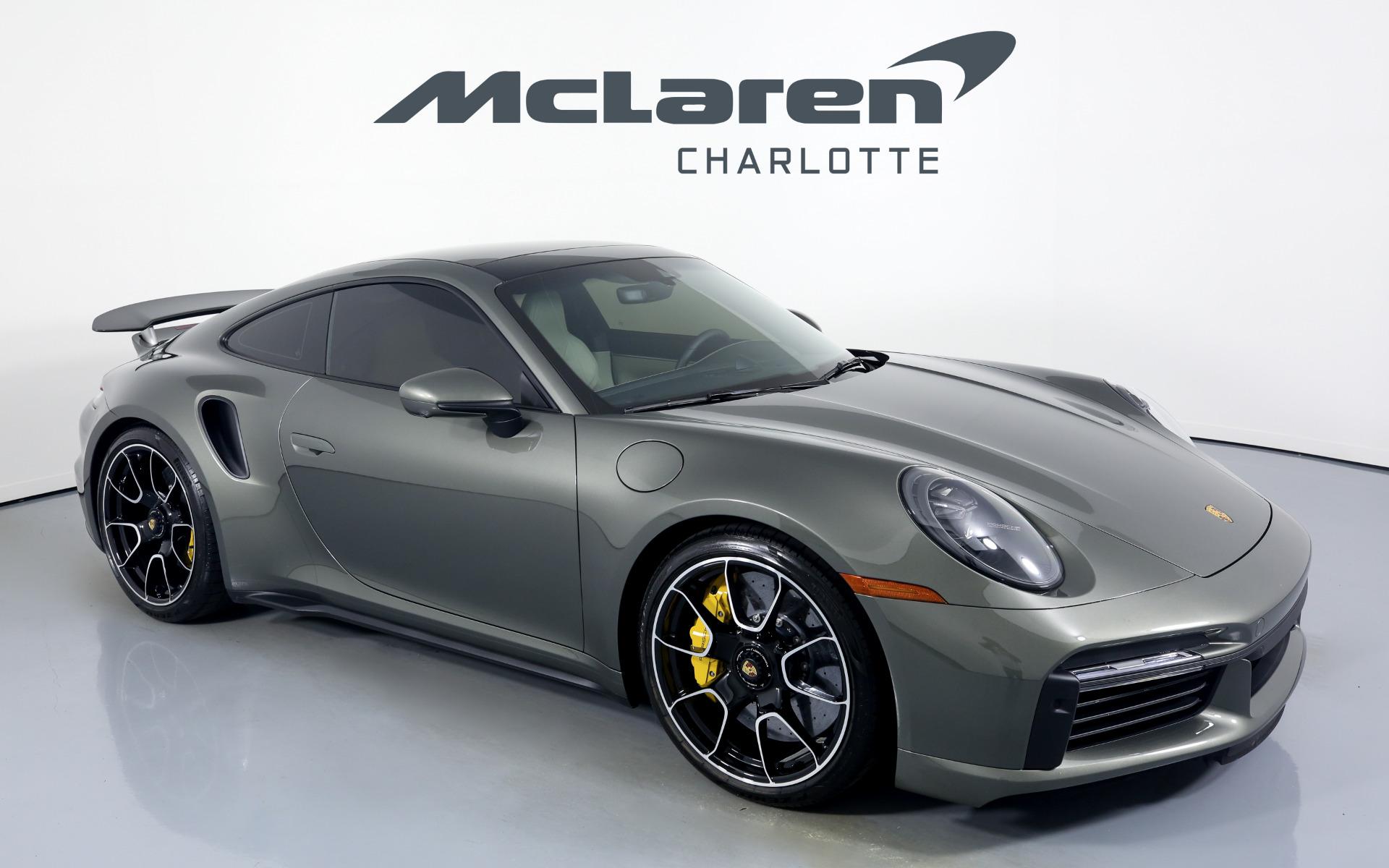 Used 2021 Porsche 911 Turbo S | Charlotte, NC