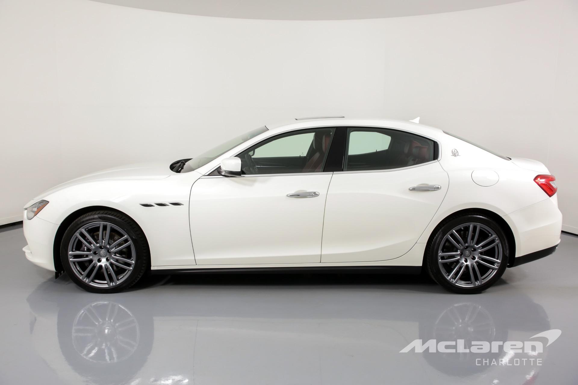 Used 2016 Maserati Ghibli S | Charlotte, NC