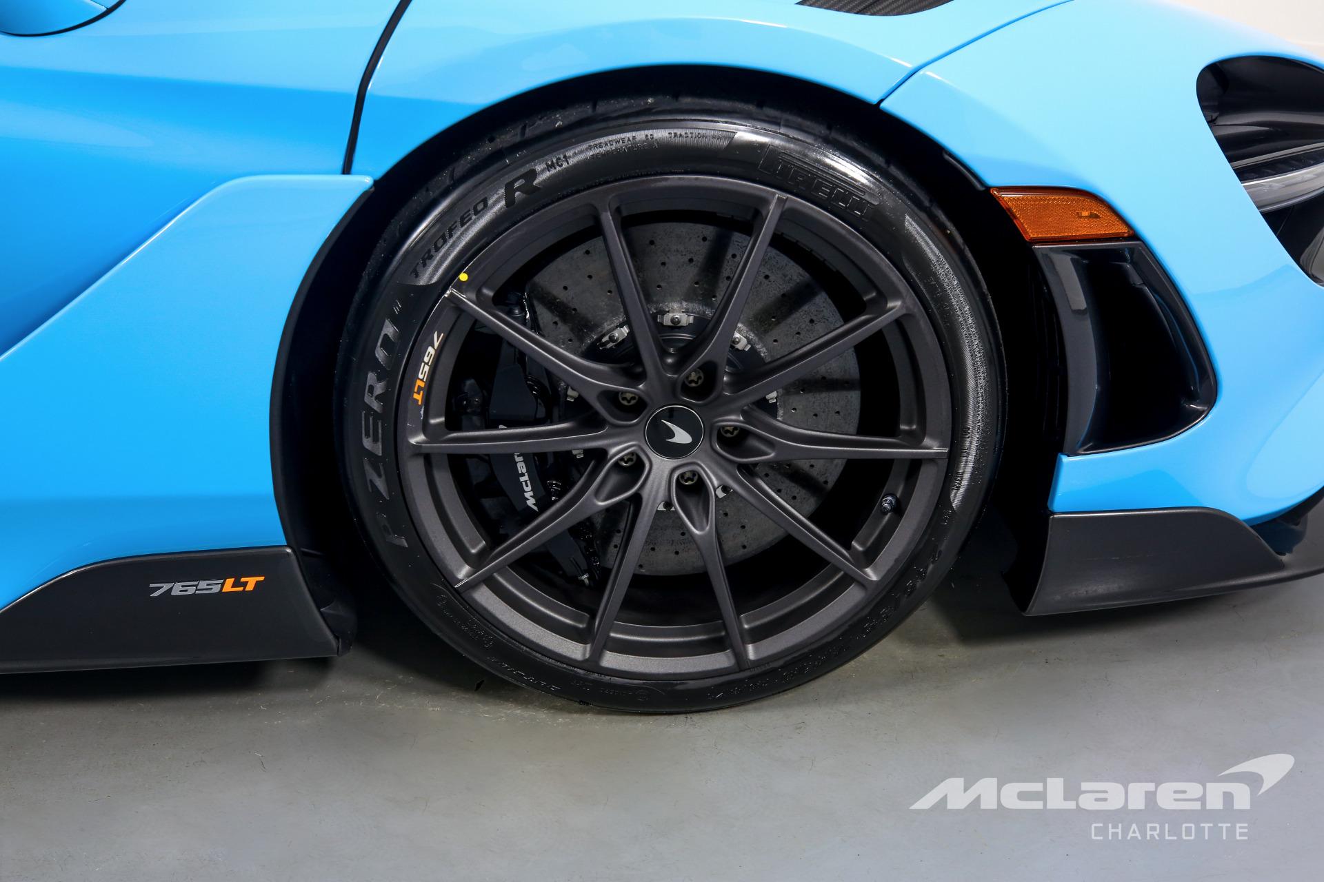 Used 2021 McLaren 765LT  | Charlotte, NC