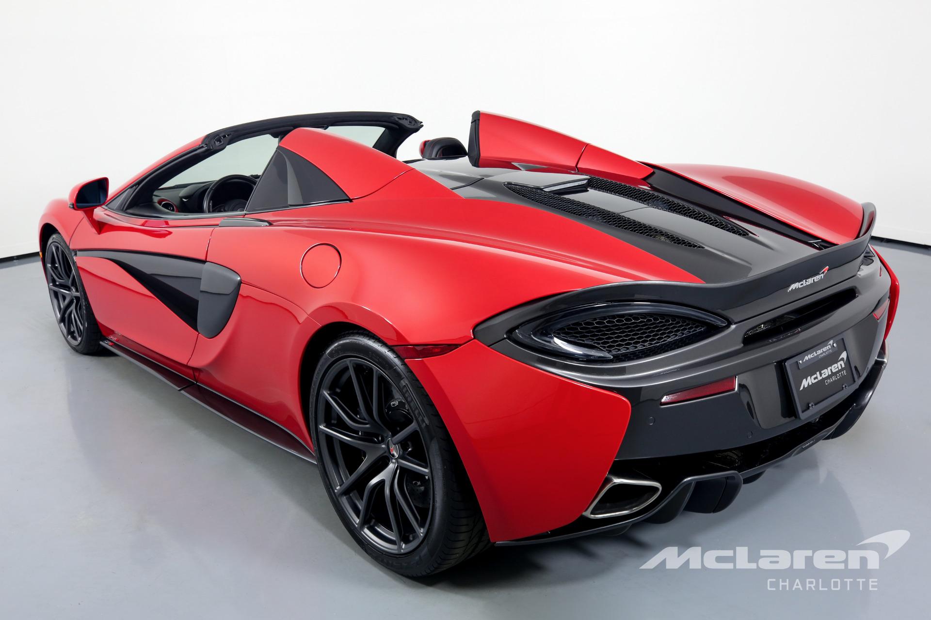 Used 2018 McLaren 570S Spider  | Charlotte, NC