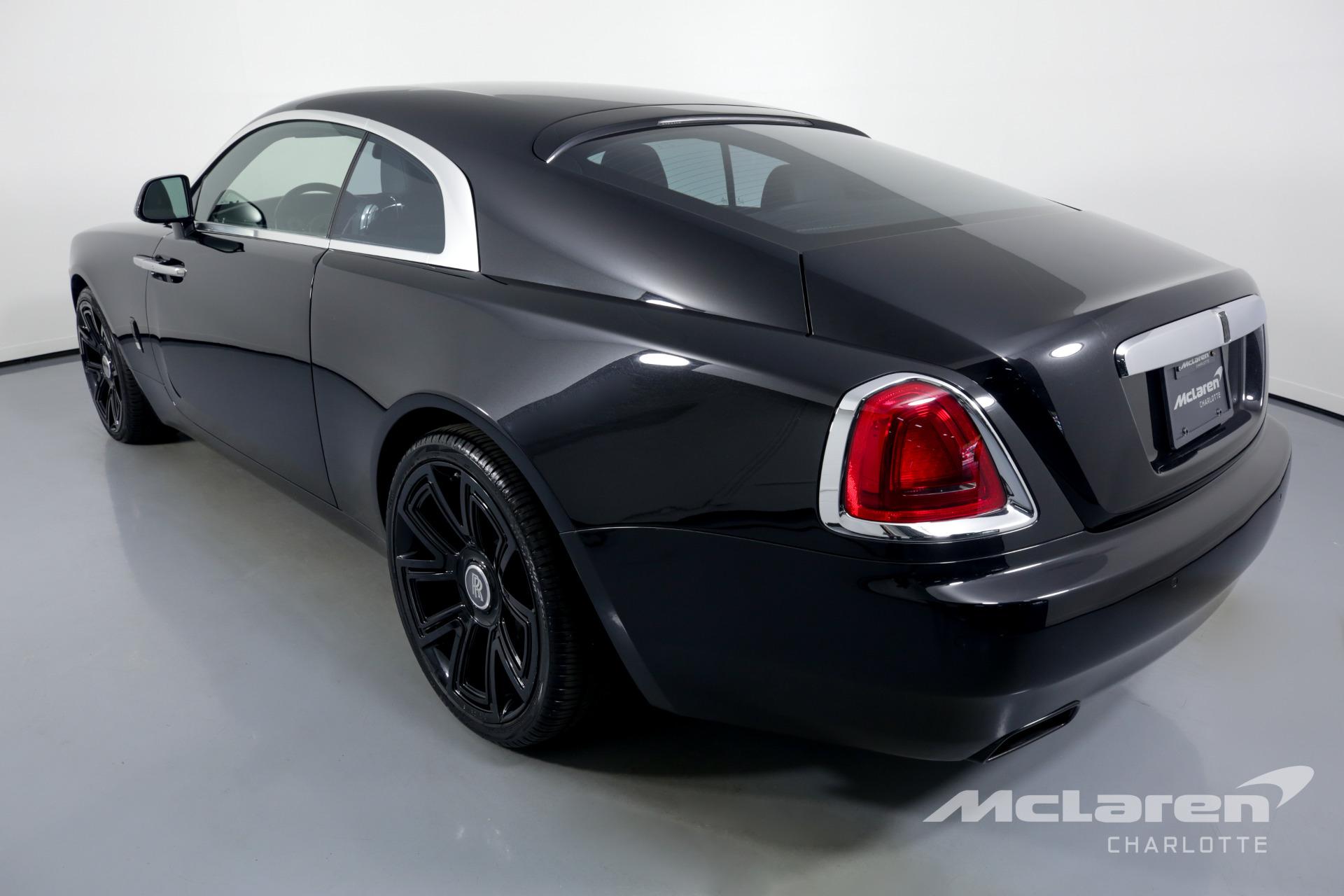 Used 2015 Rolls-Royce Wraith  | Charlotte, NC