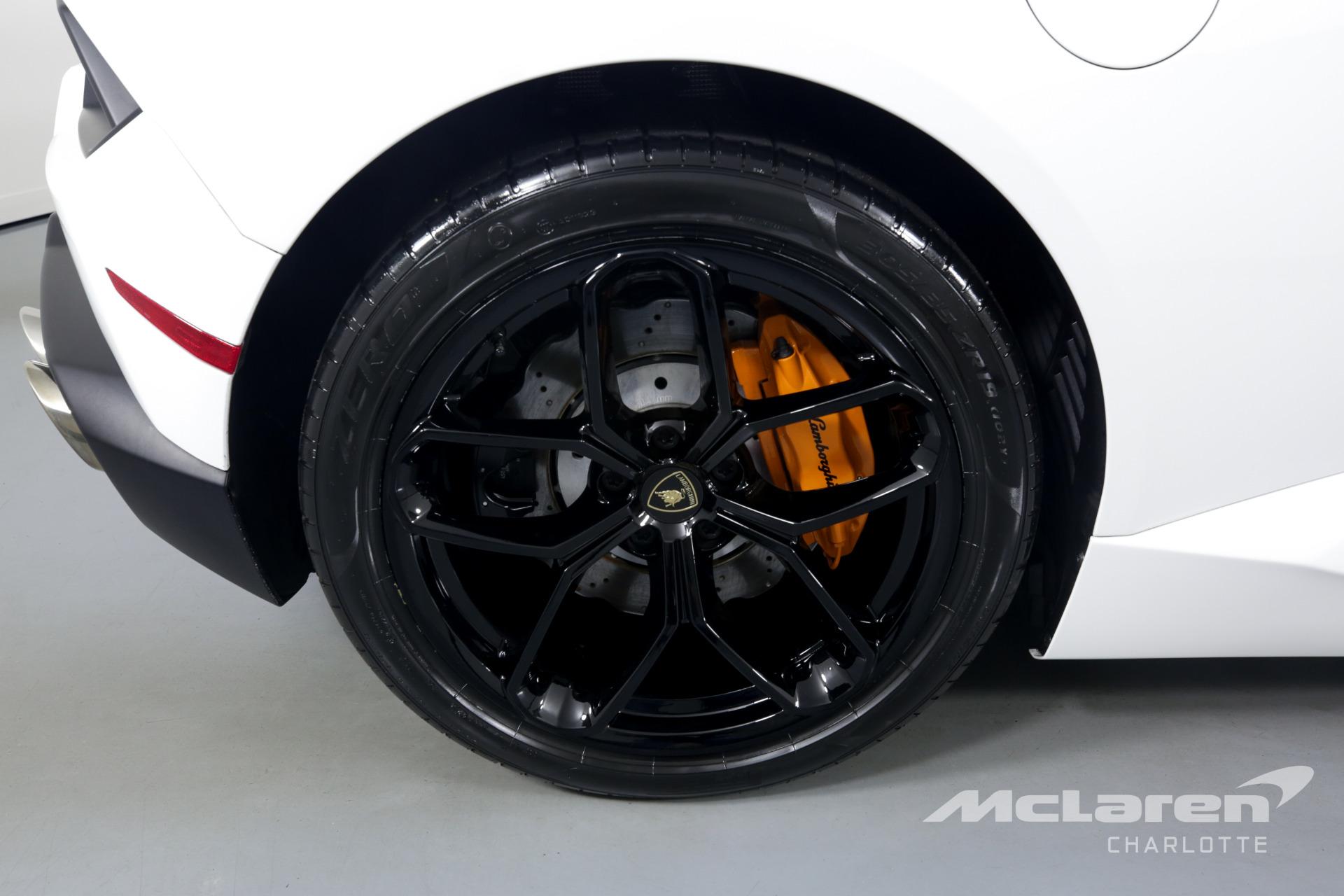 Used 2018 Lamborghini Huracan LP 580-2 Spyder   Charlotte, NC