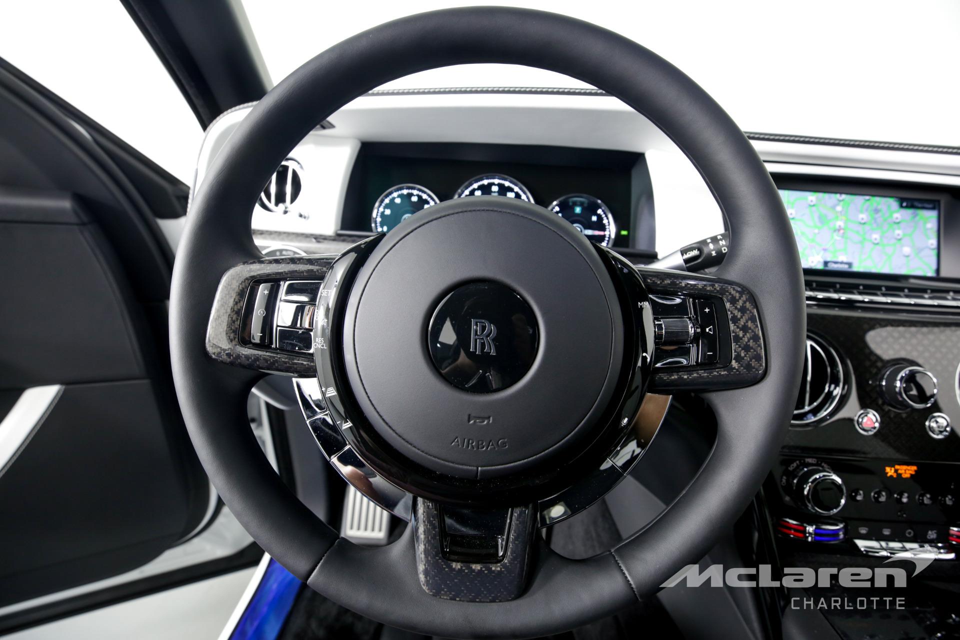 Used 2021 Rolls-Royce Cullinan Black Badge | Charlotte, NC