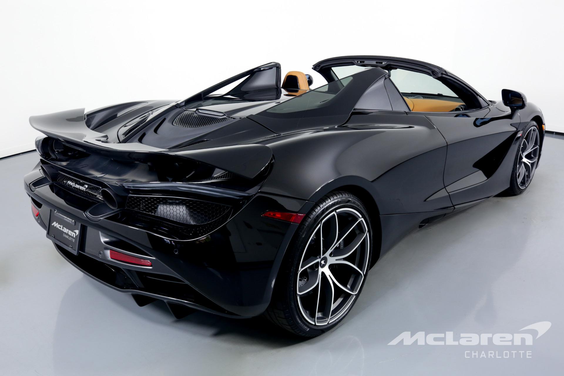 Used 2020 McLaren 720S Spider Luxury | Charlotte, NC