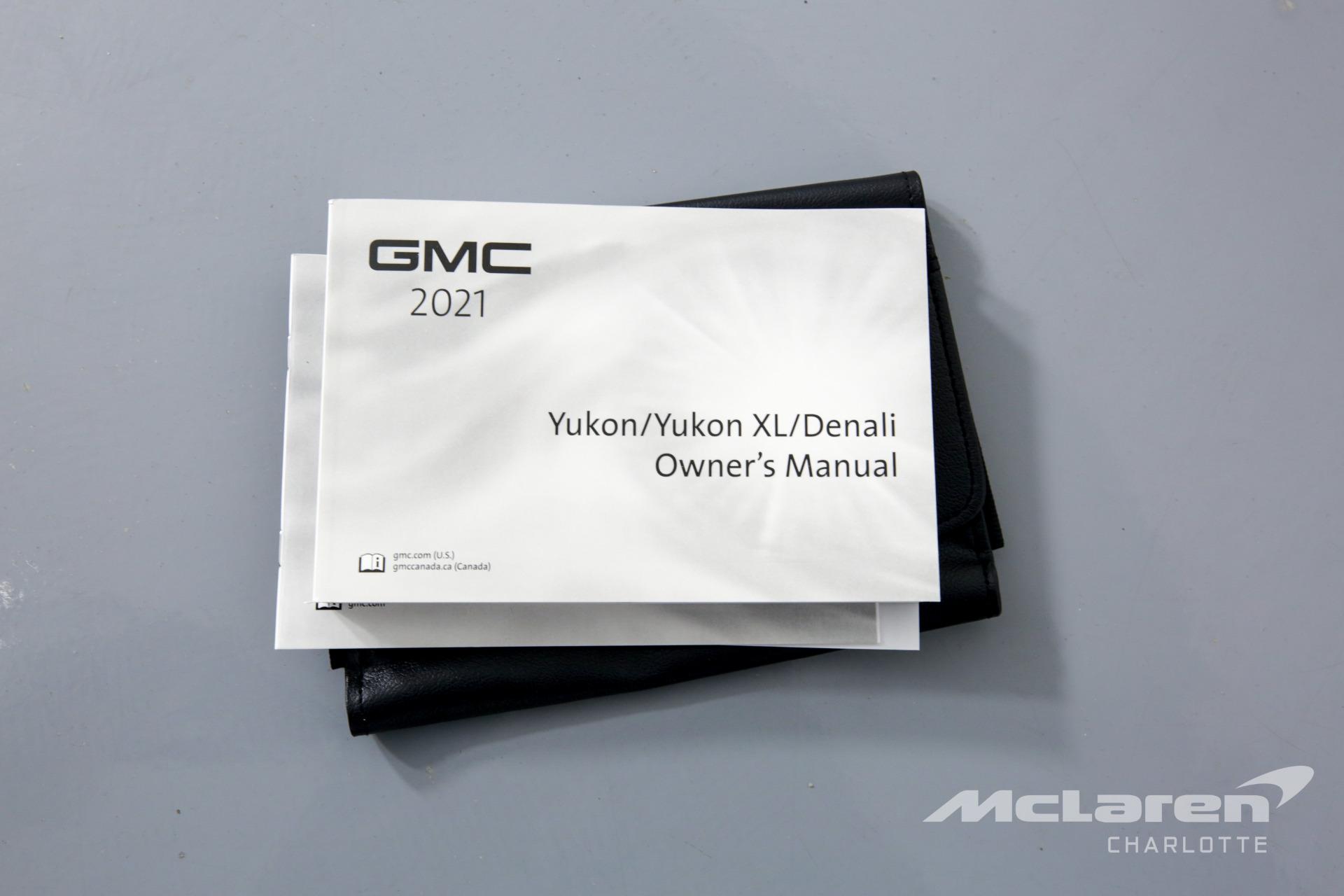 Used 2021 GMC Yukon Denali | Charlotte, NC