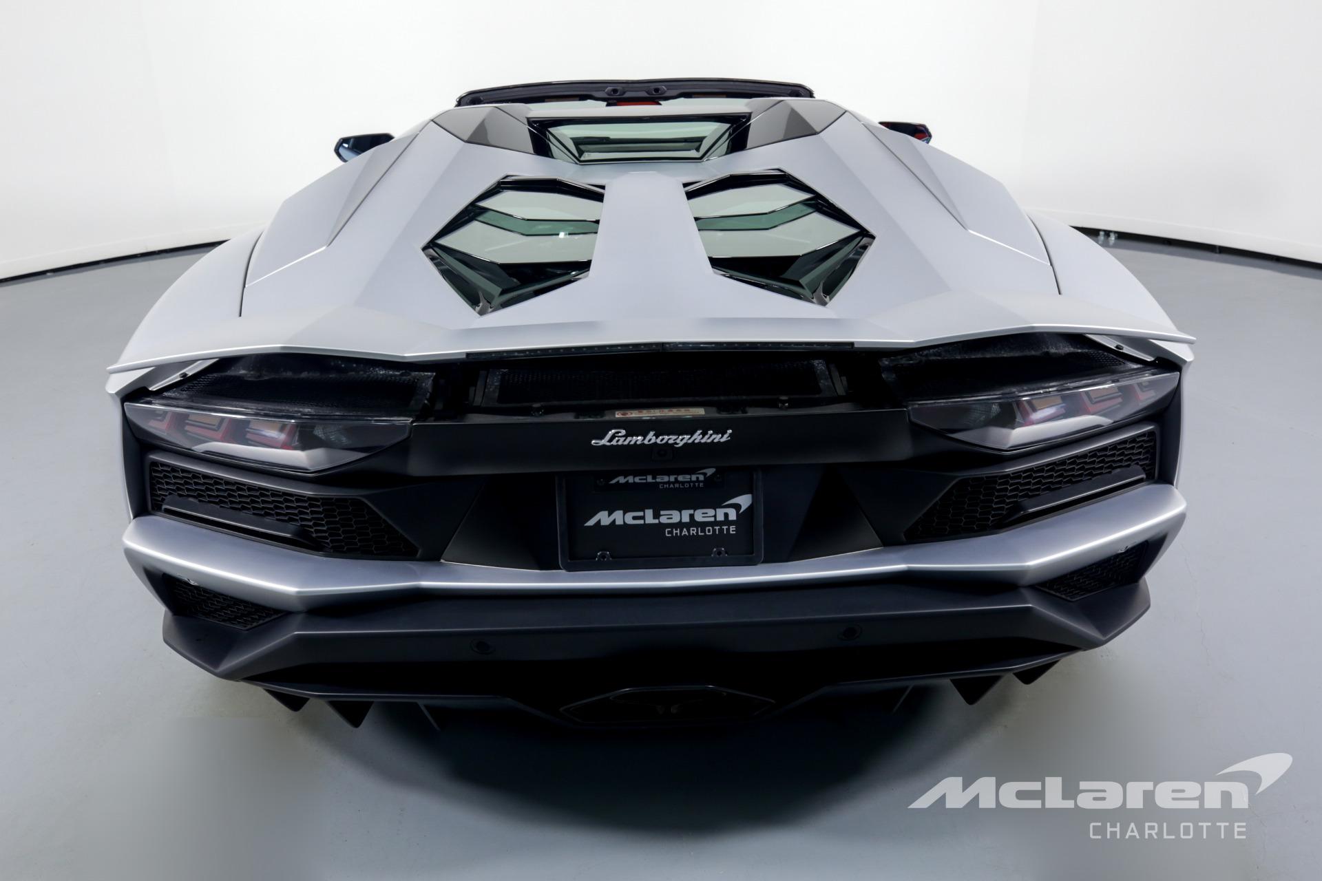Used 2019 Lamborghini Aventador LP 740-4 S | Charlotte, NC