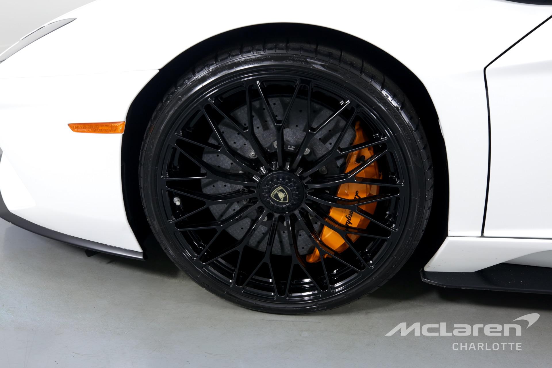 Used 2018 Lamborghini Aventador LP 740-4 S | Charlotte, NC