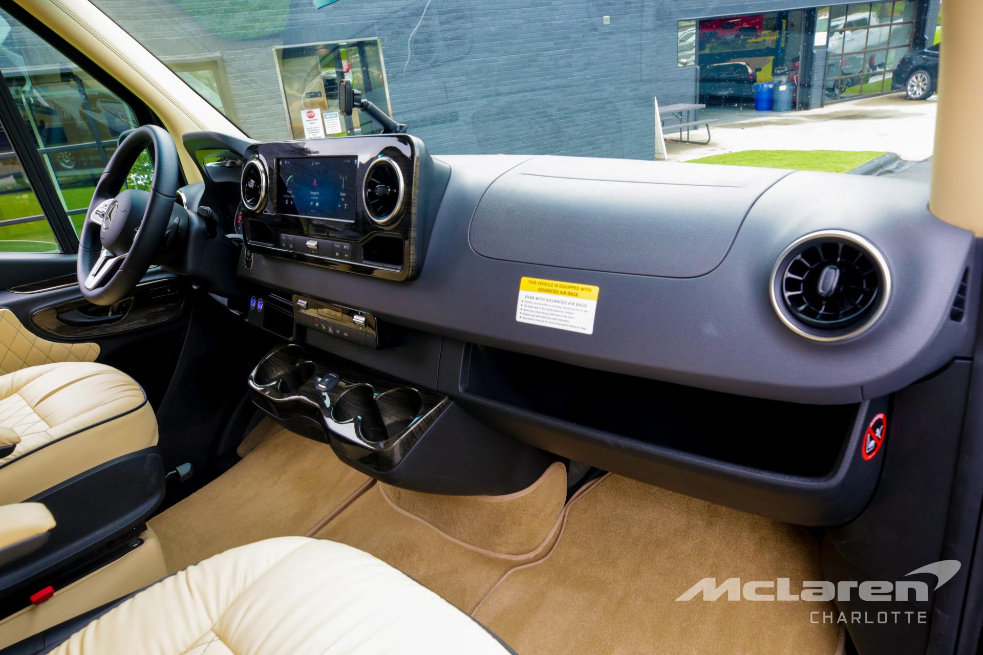 Used 2020 Mercedes-Benz Sprinter Cargo 3500 | Charlotte, NC