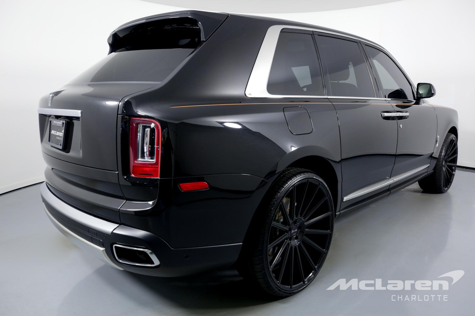 Used 2020 Rolls-Royce Cullinan    Charlotte, NC