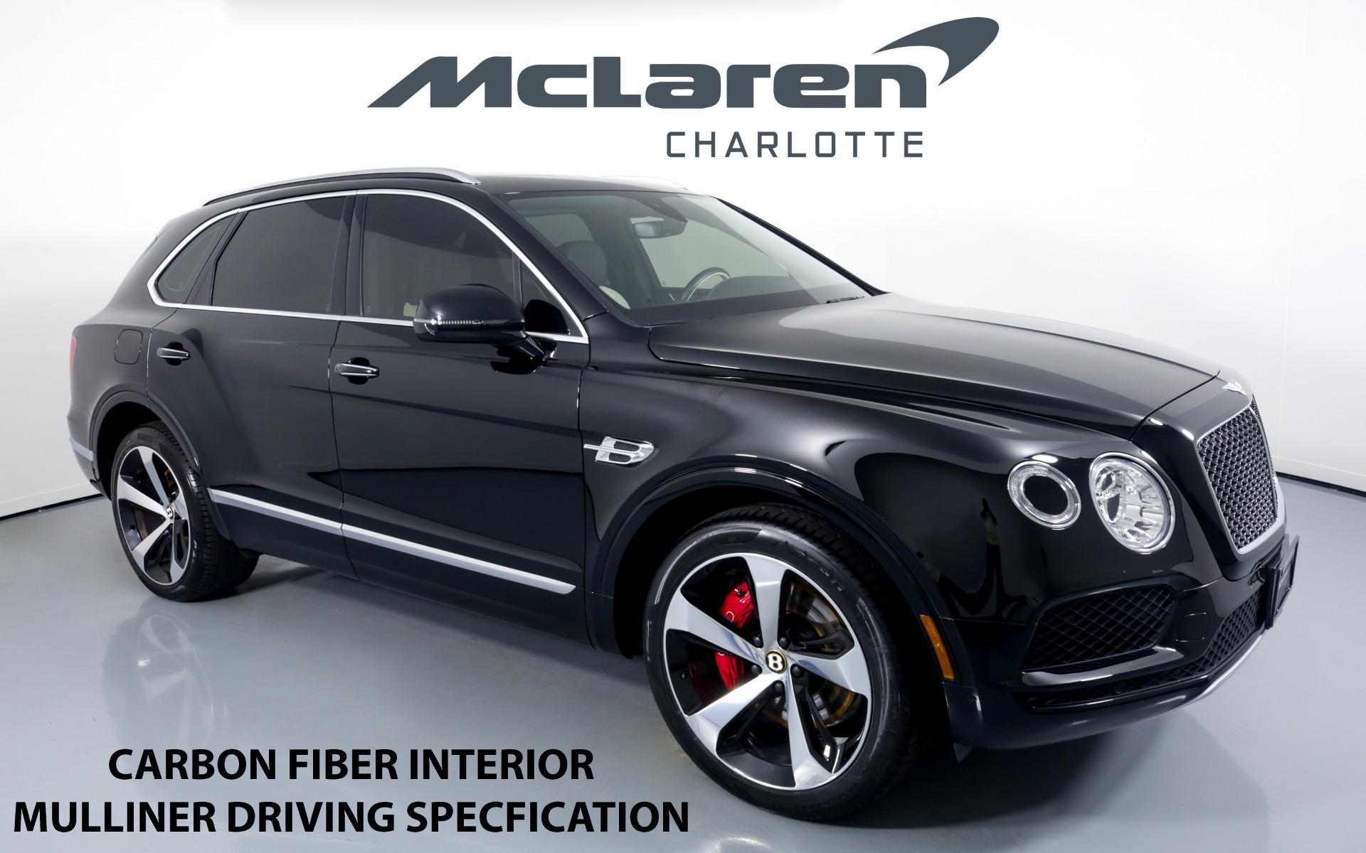 Used 2019 Bentley Bentayga V8 | Charlotte, NC