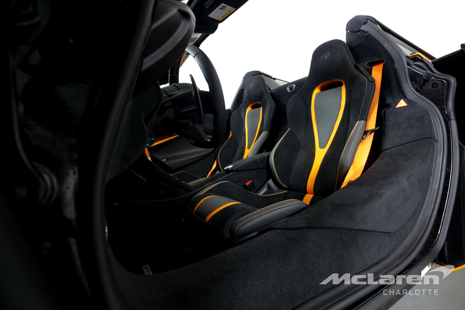 New 2021 McLaren 720S Spider Performance | Charlotte, NC