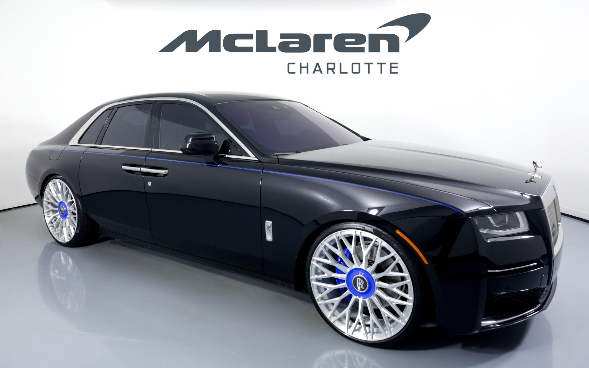 Used 2021 Rolls-Royce Ghost  | Charlotte, NC