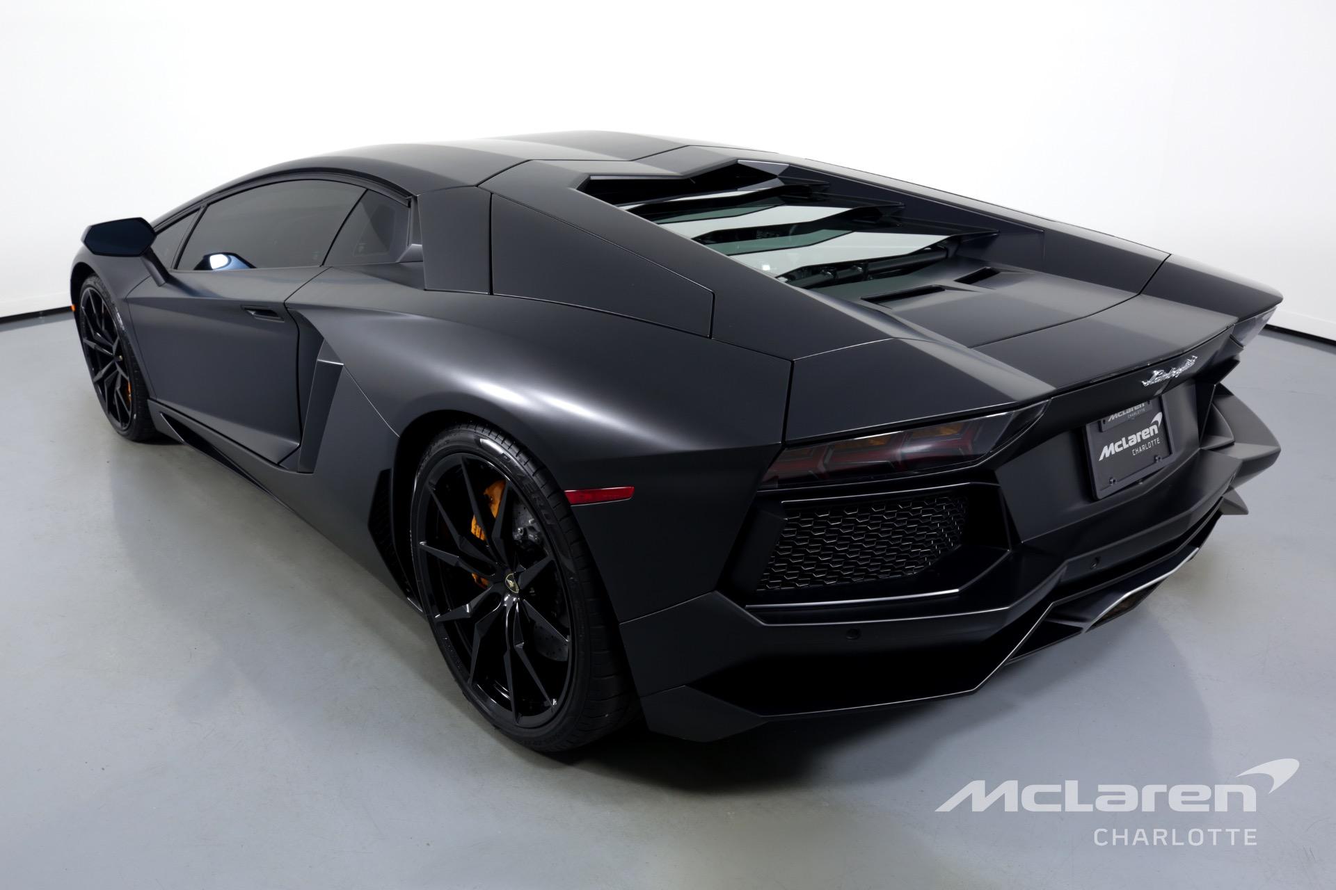 Used 2014 Lamborghini Aventador LP 700-4   Charlotte, NC