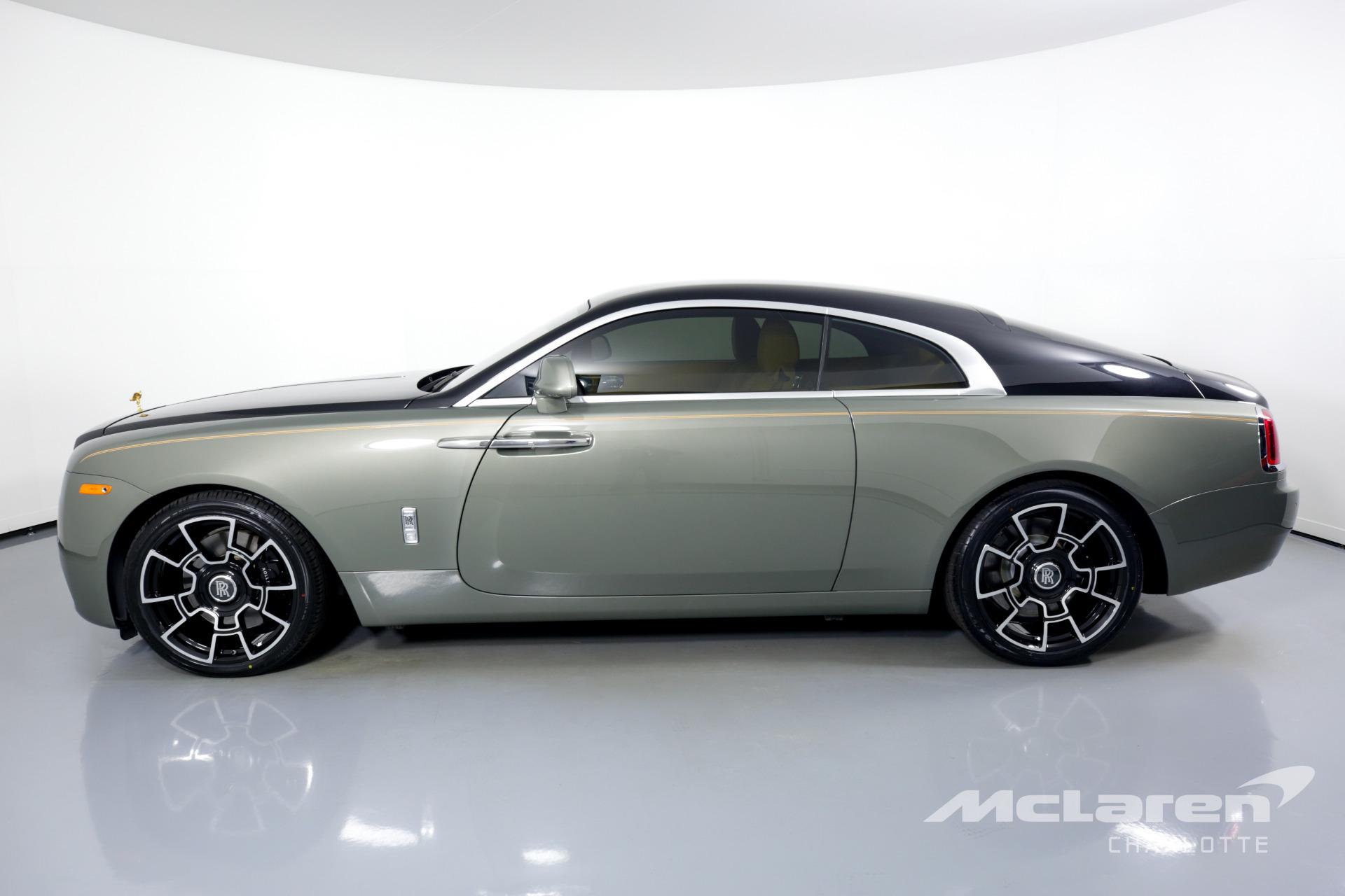 Used 2015 Rolls-Royce Wraith    Charlotte, NC
