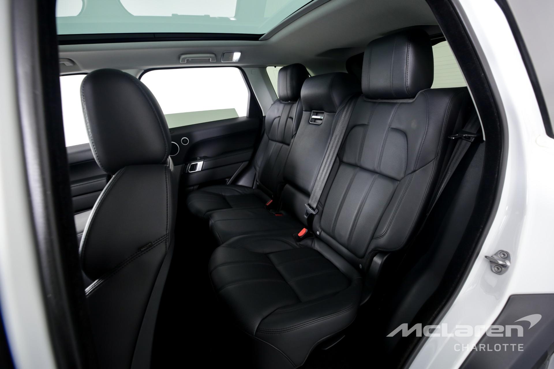 Used 2017 Land Rover Range Rover Sport SE | Charlotte, NC