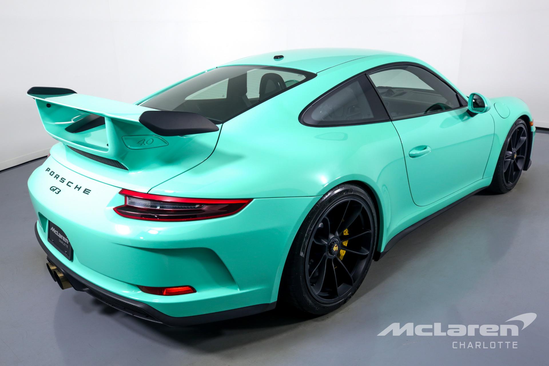 Used 2018 Porsche 911 GT3   Charlotte, NC