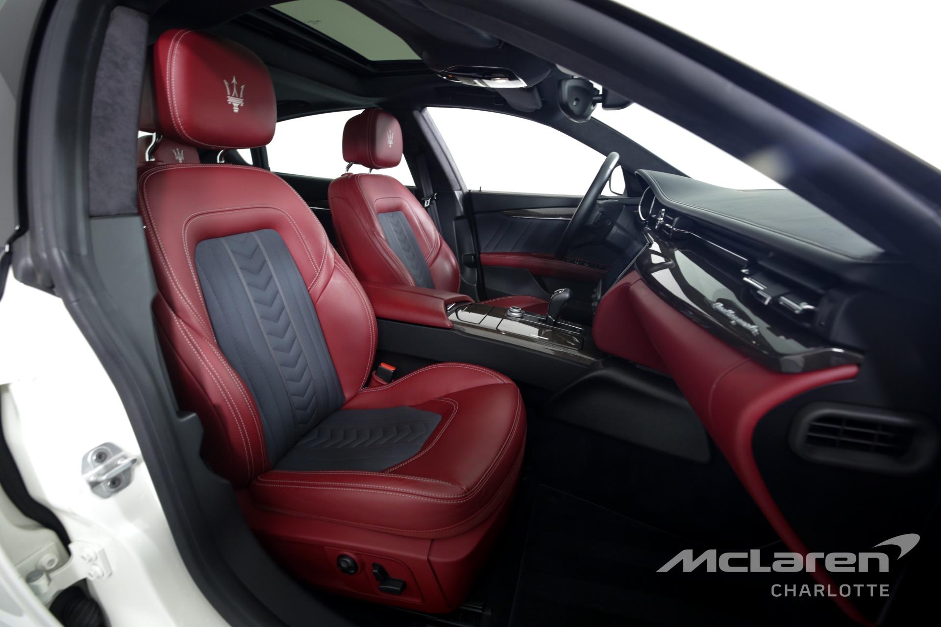 Used 2017 Maserati Quattroporte S GranLusso | Charlotte, NC