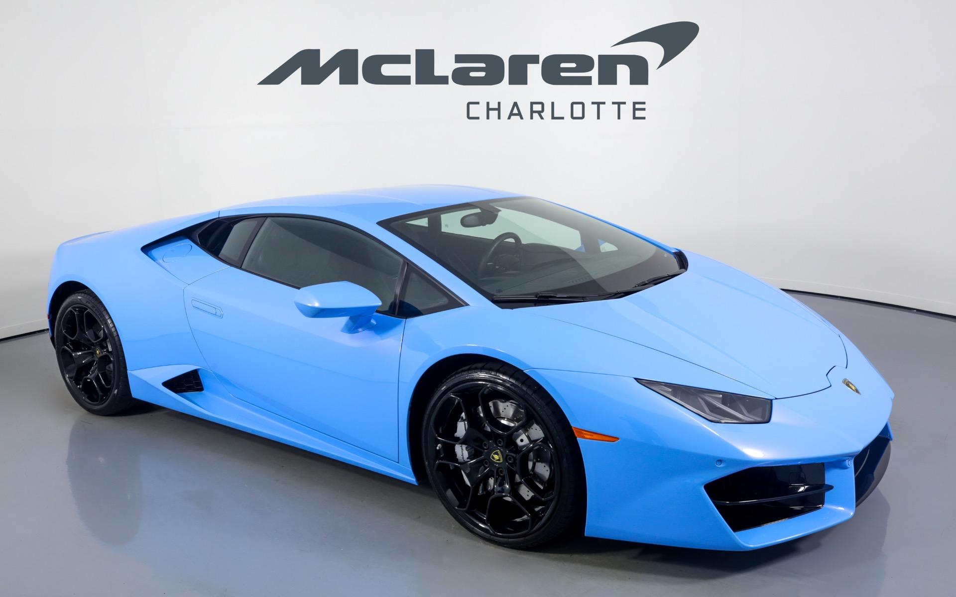 Used 2017 Lamborghini Huracan LP 580-2 | Charlotte, NC