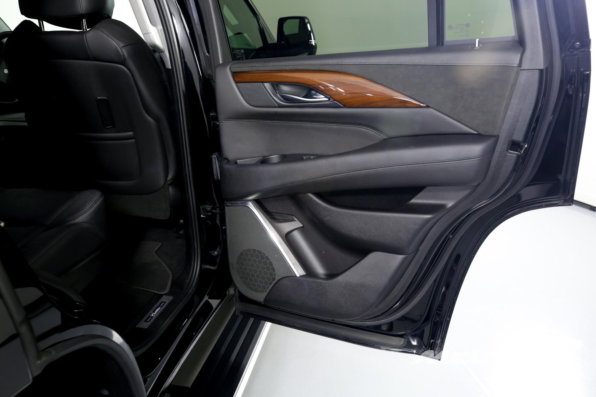 Used 2018 Cadillac Escalade Premium Luxury   Charlotte, NC