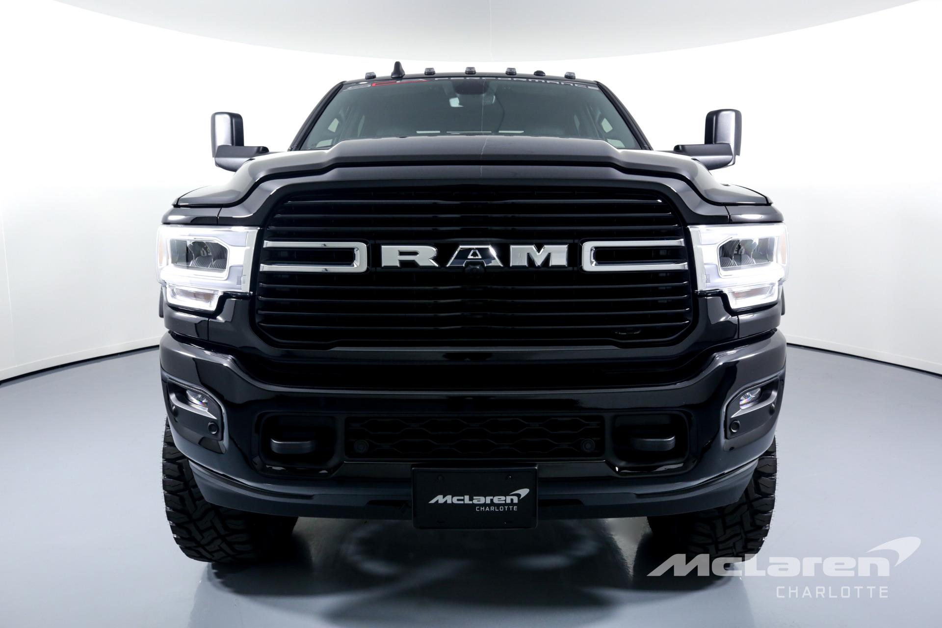 Used 2021 Ram Ram Pickup 2500 Big Horn BLACK WIDOW | Charlotte, NC
