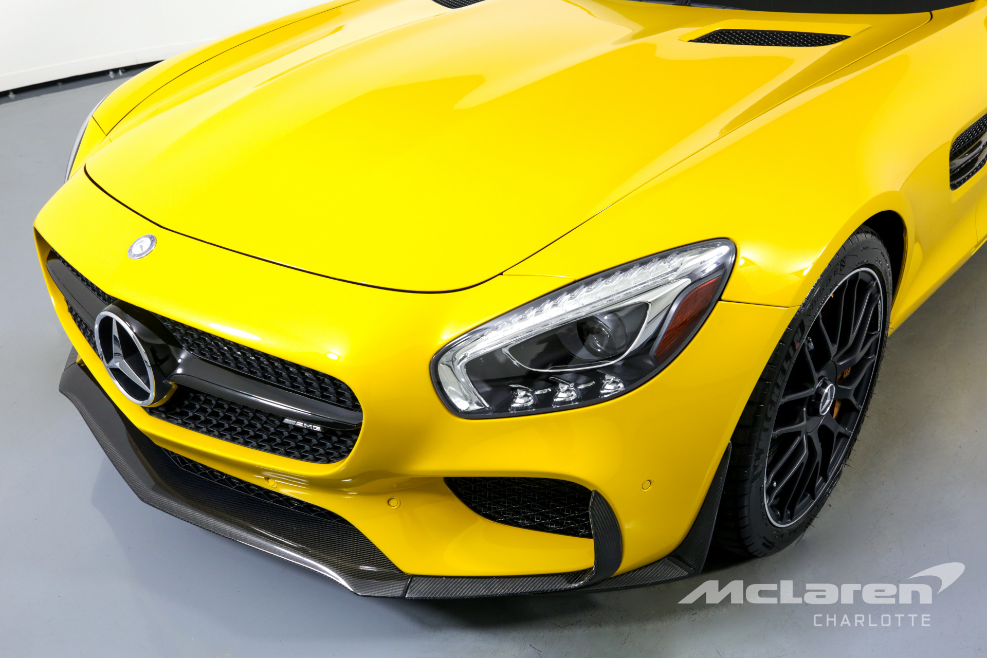 Used 2016 Mercedes-Benz AMG GT S | Charlotte, NC