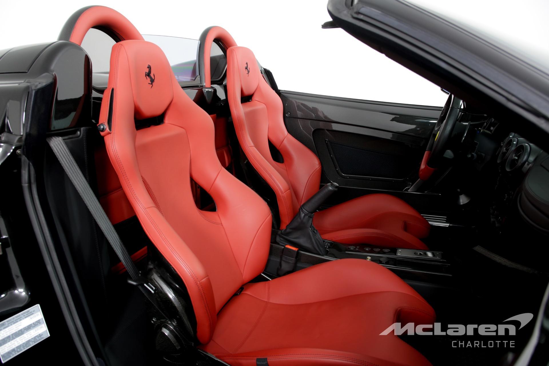 Used 2009 Ferrari 16M Scuderia Spider    Charlotte, NC