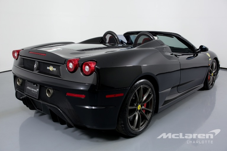 Used-2009-Ferrari-16M-Scuderia-Spider