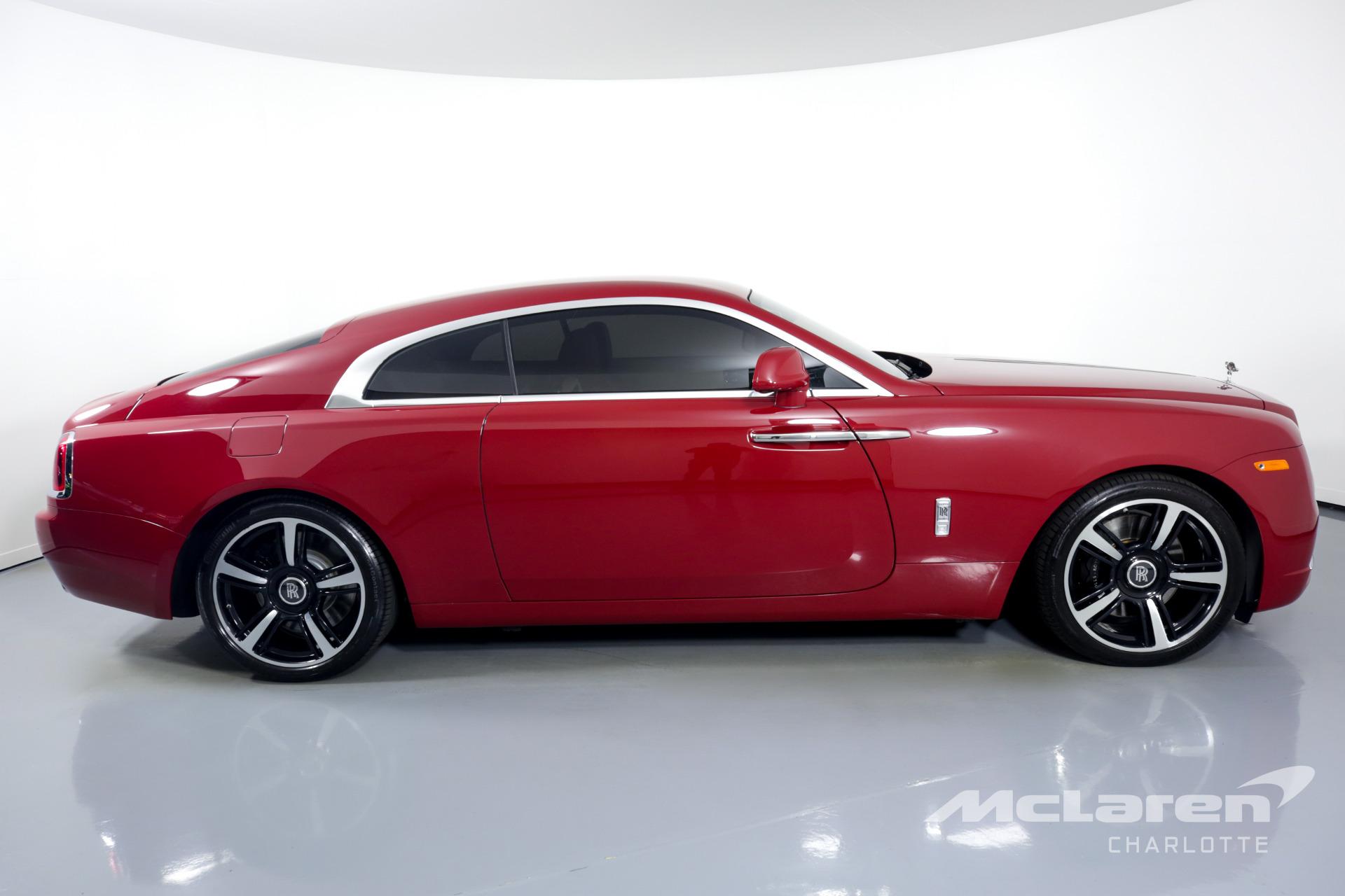 Used 2017 Rolls-Royce Wraith    Charlotte, NC