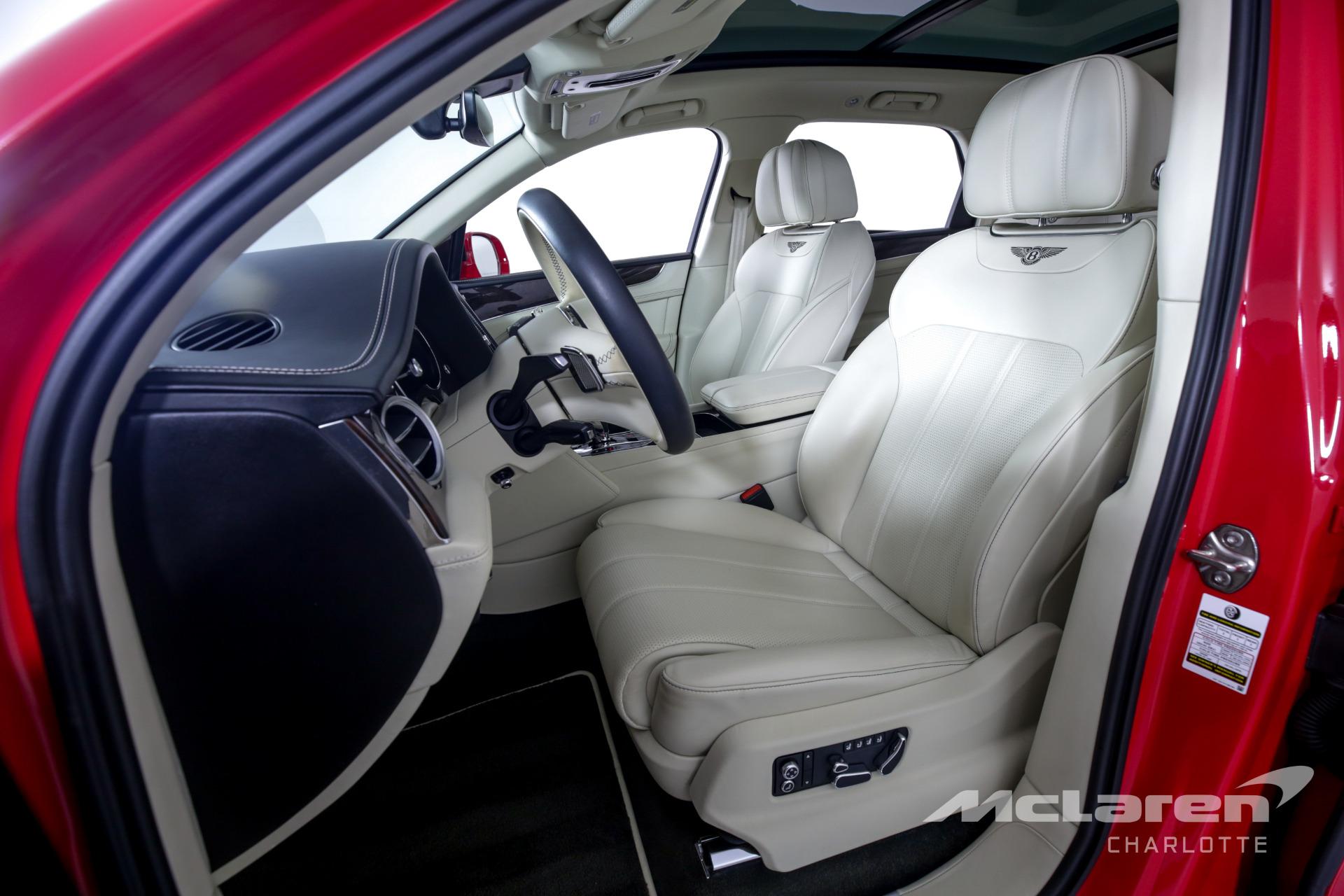 Used 2018 Bentley Bentayga Onyx Edition | Charlotte, NC