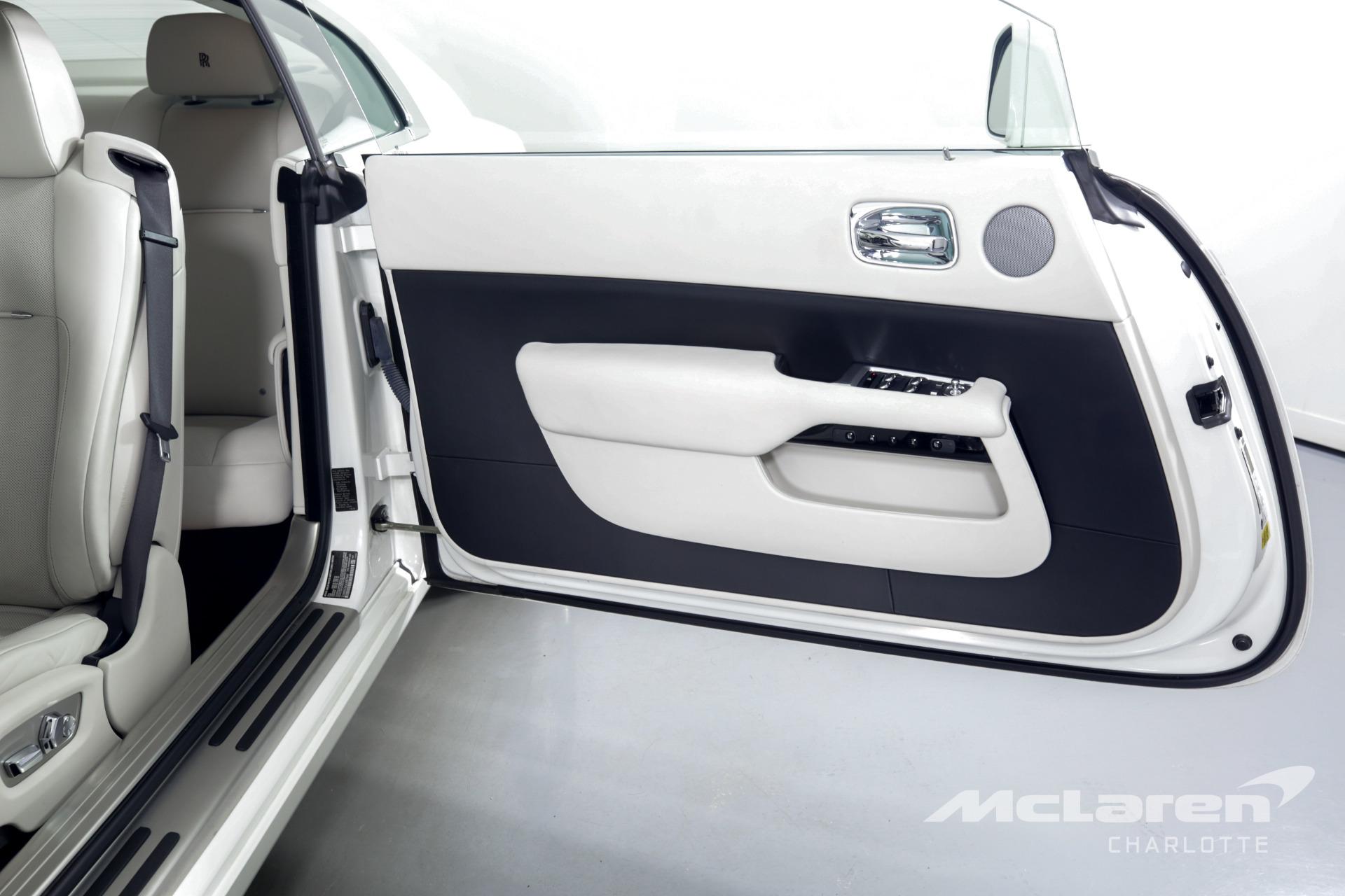 Used 2018 Rolls-Royce Wraith    Charlotte, NC
