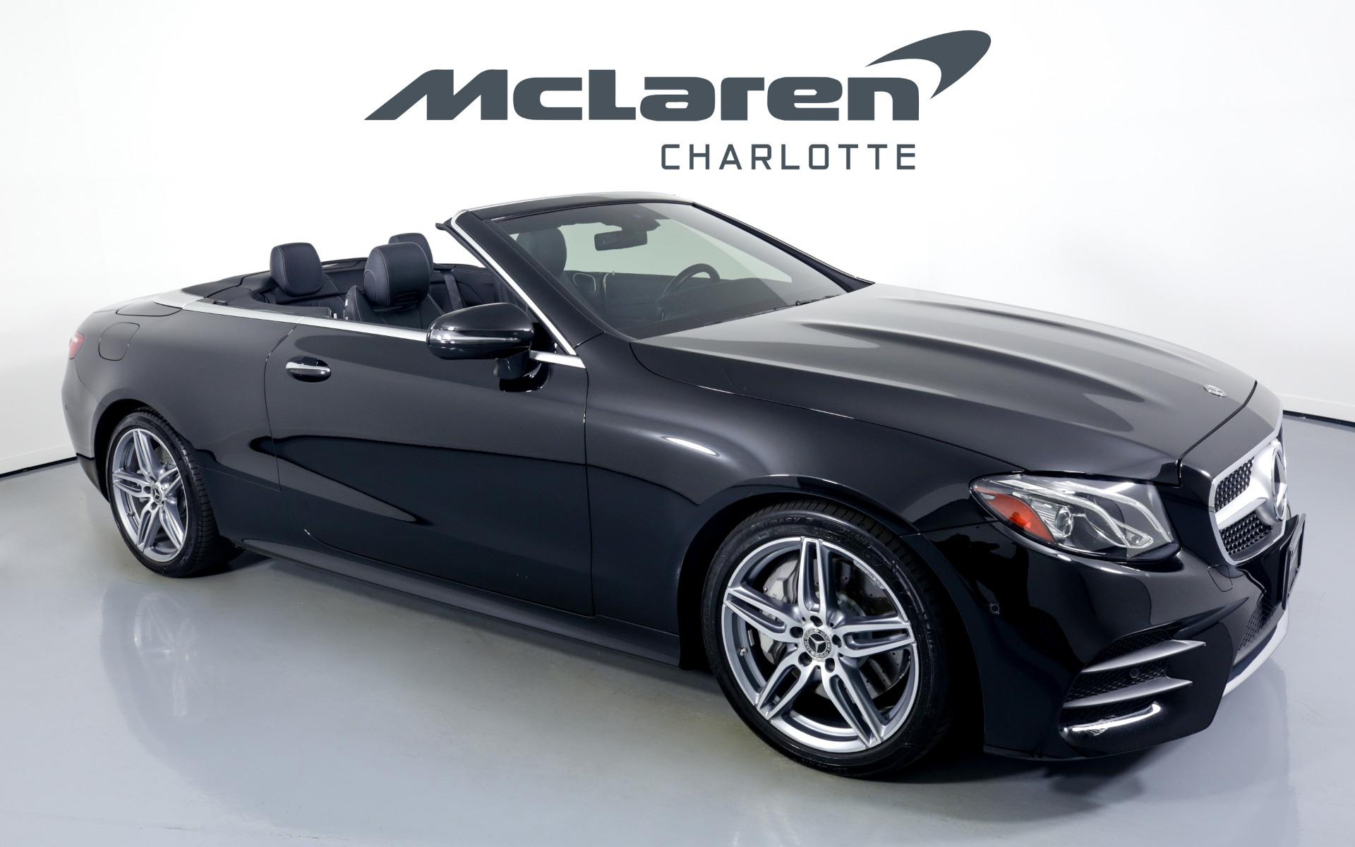 Used 2018 Mercedes-Benz E-Class E 400 | Charlotte, NC