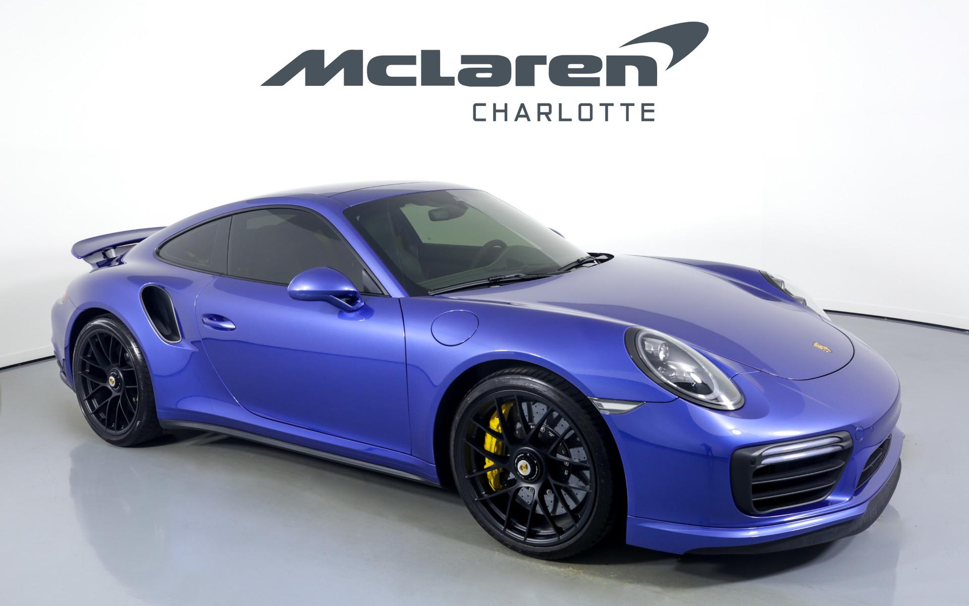Used 2019 Porsche 911 Turbo S | Charlotte, NC