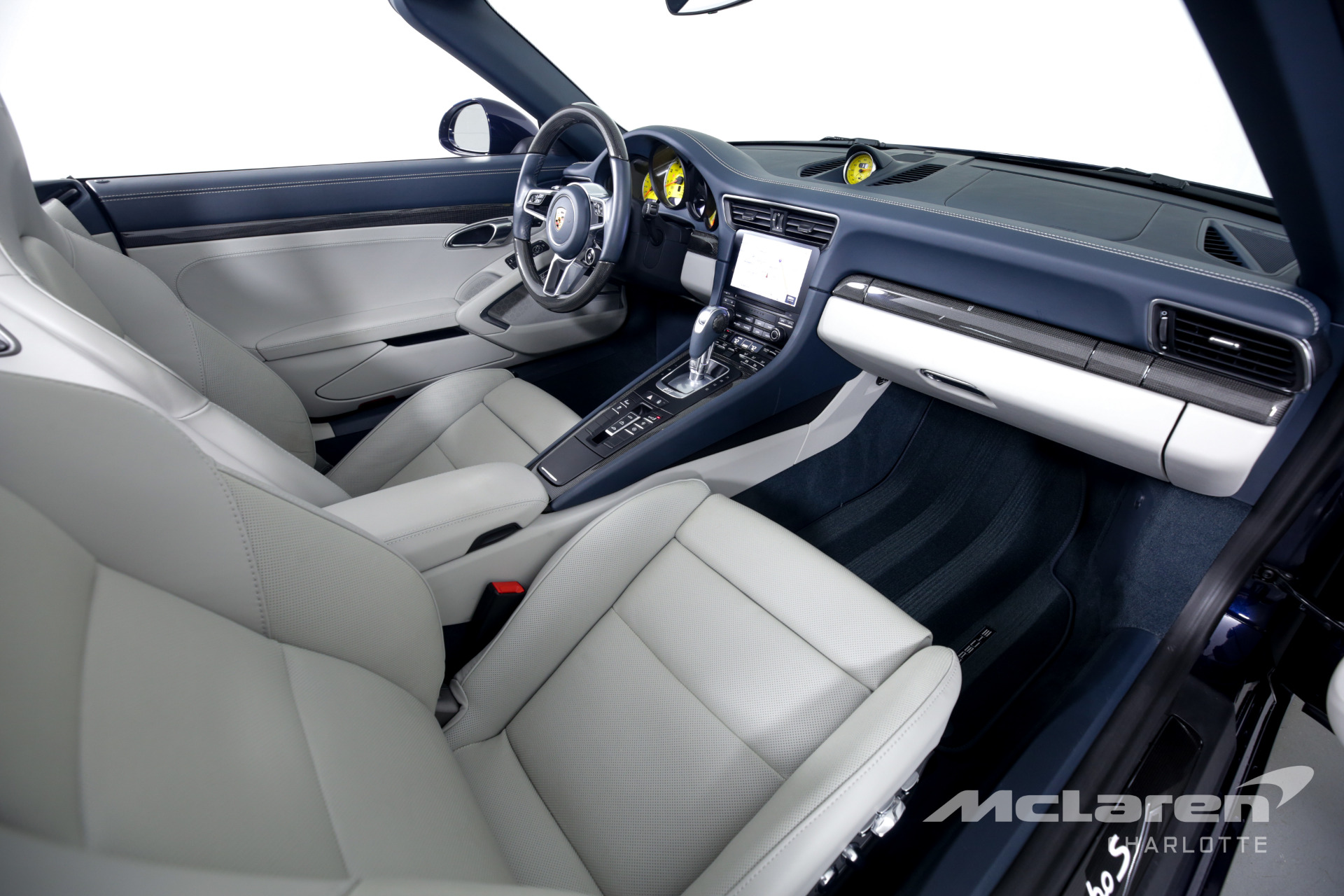 Used 2018 Porsche 911 Turbo S | Charlotte, NC