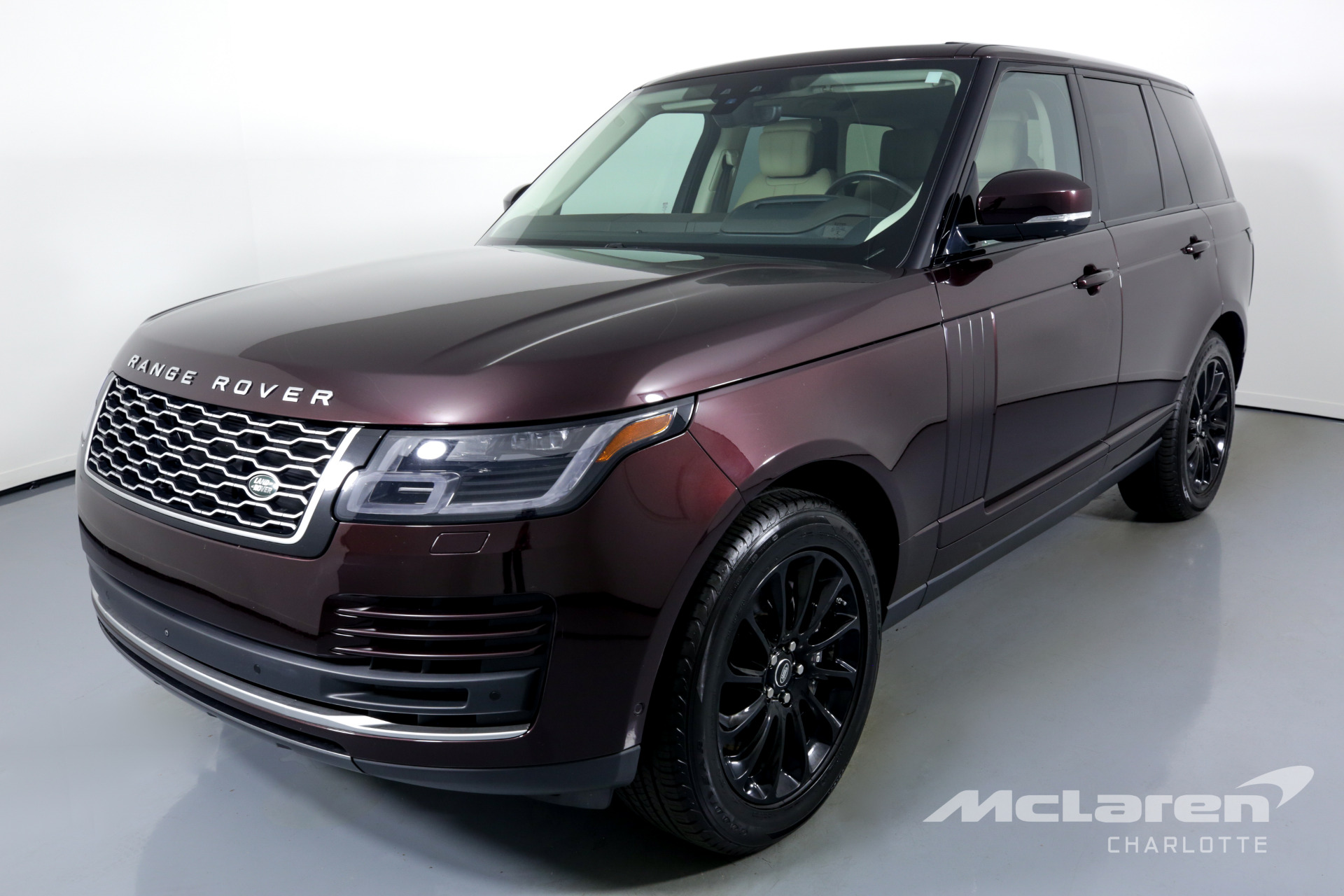 Used 2018 Land Rover Range Rover Supercharged   Charlotte, NC