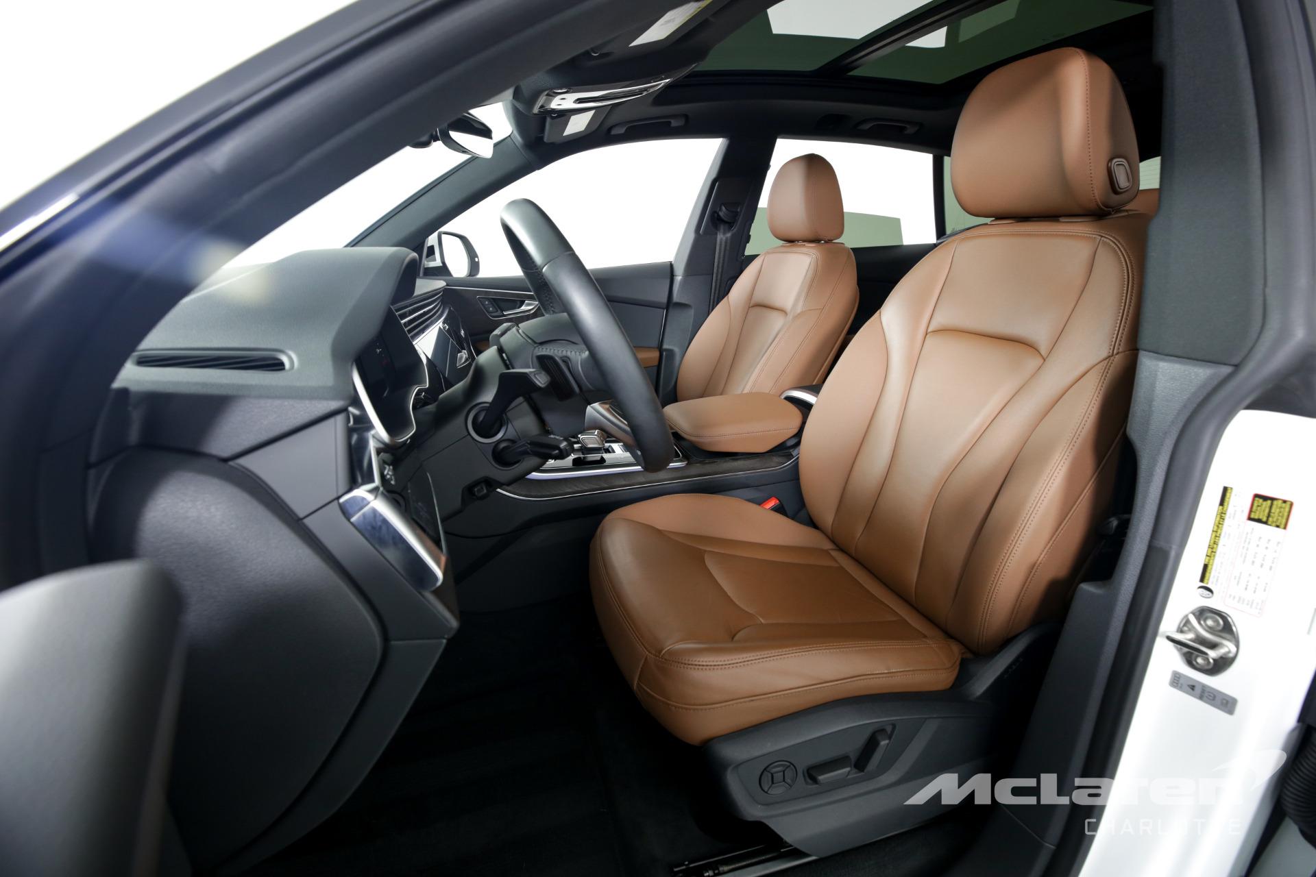 Used 2020 Audi Q8 3.0T quattro Premium | Charlotte, NC