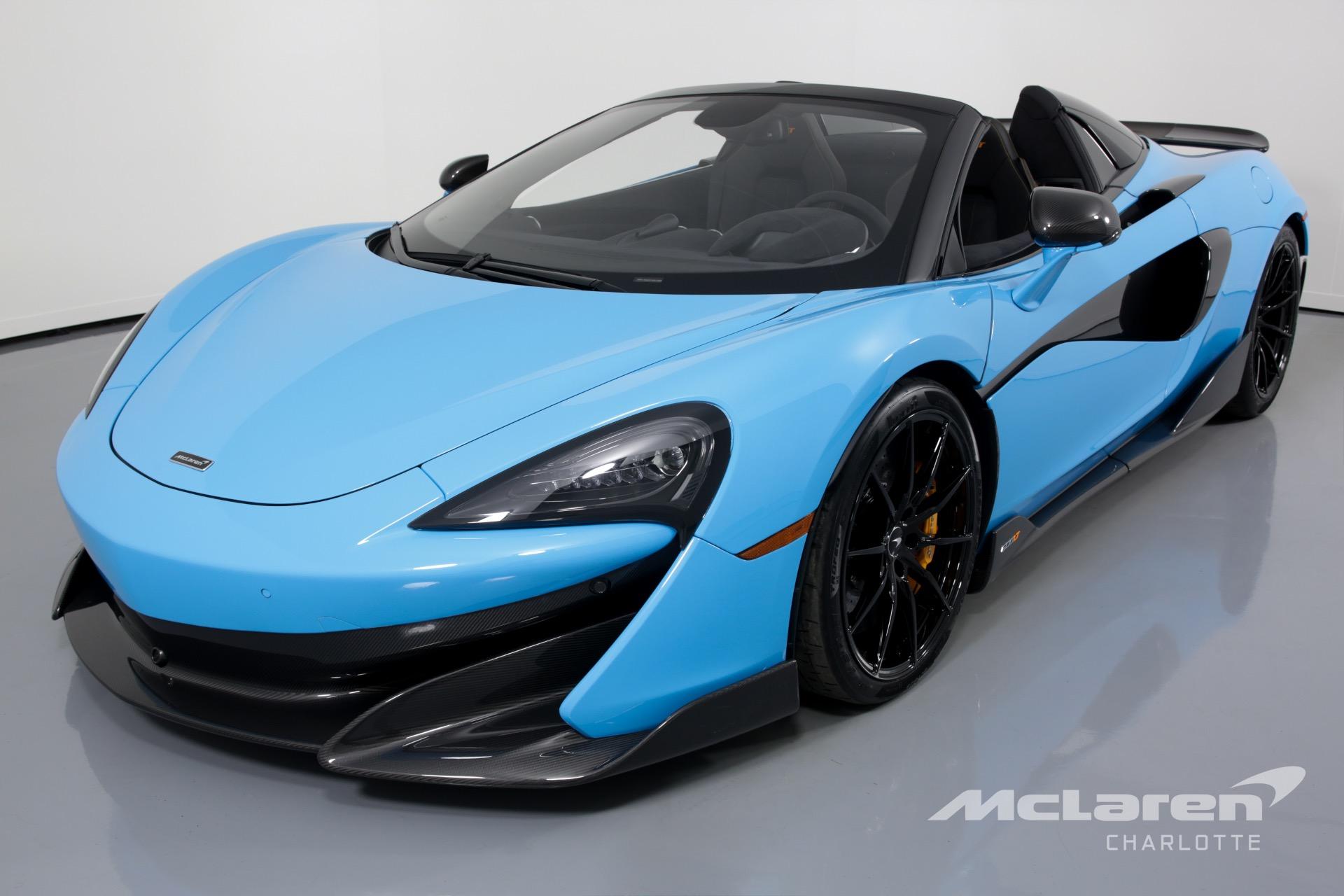Used 2020 McLaren 600LT Spider  | Charlotte, NC