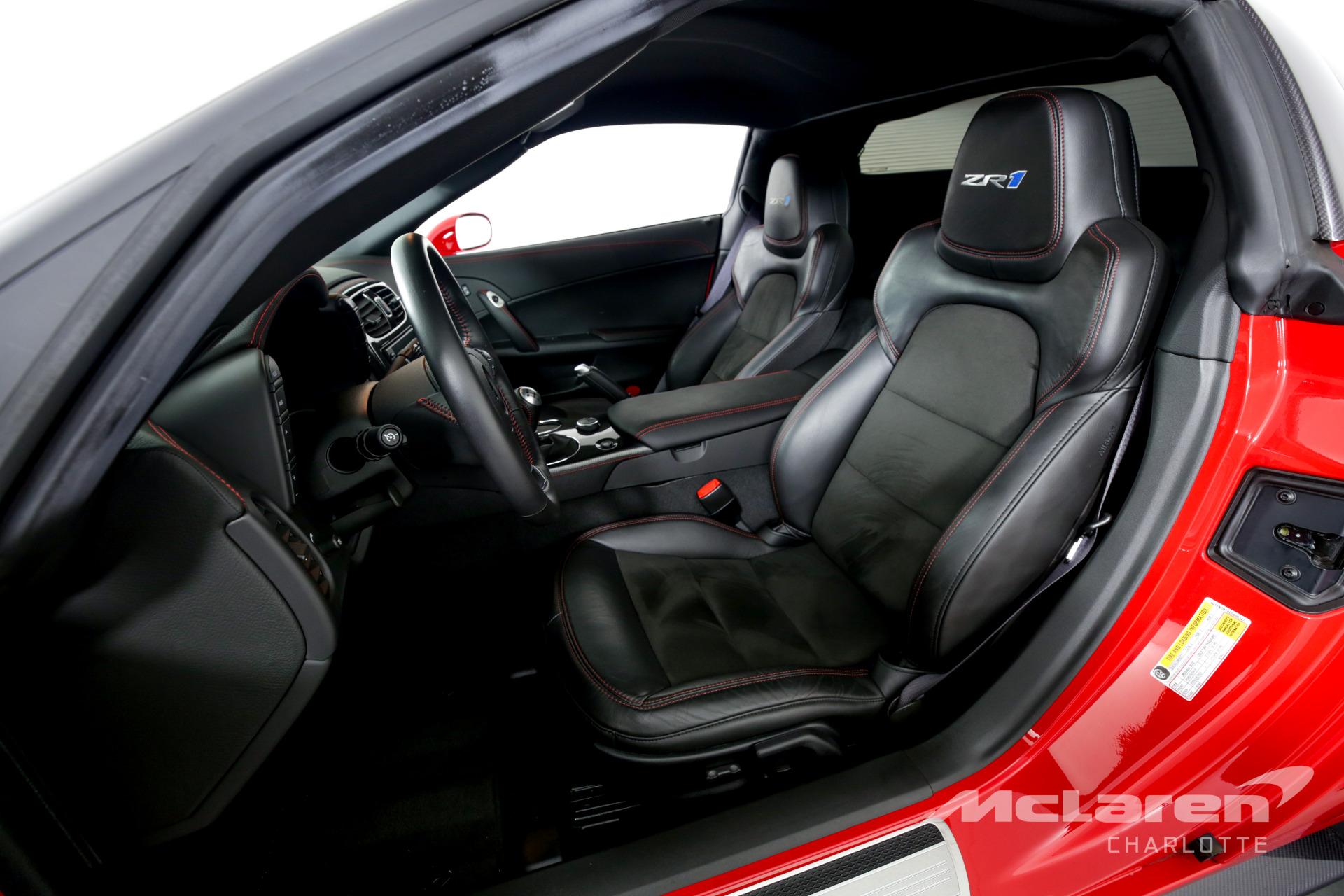 Used 2012 Chevrolet Corvette ZR1   Charlotte, NC