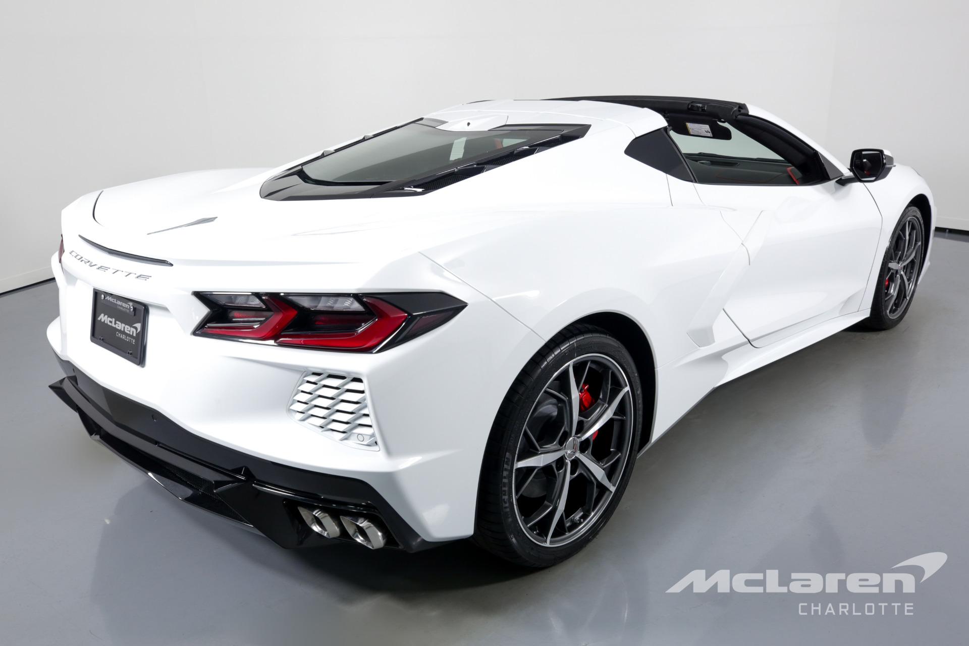 Used 2021 Chevrolet Corvette Stingray   Charlotte, NC