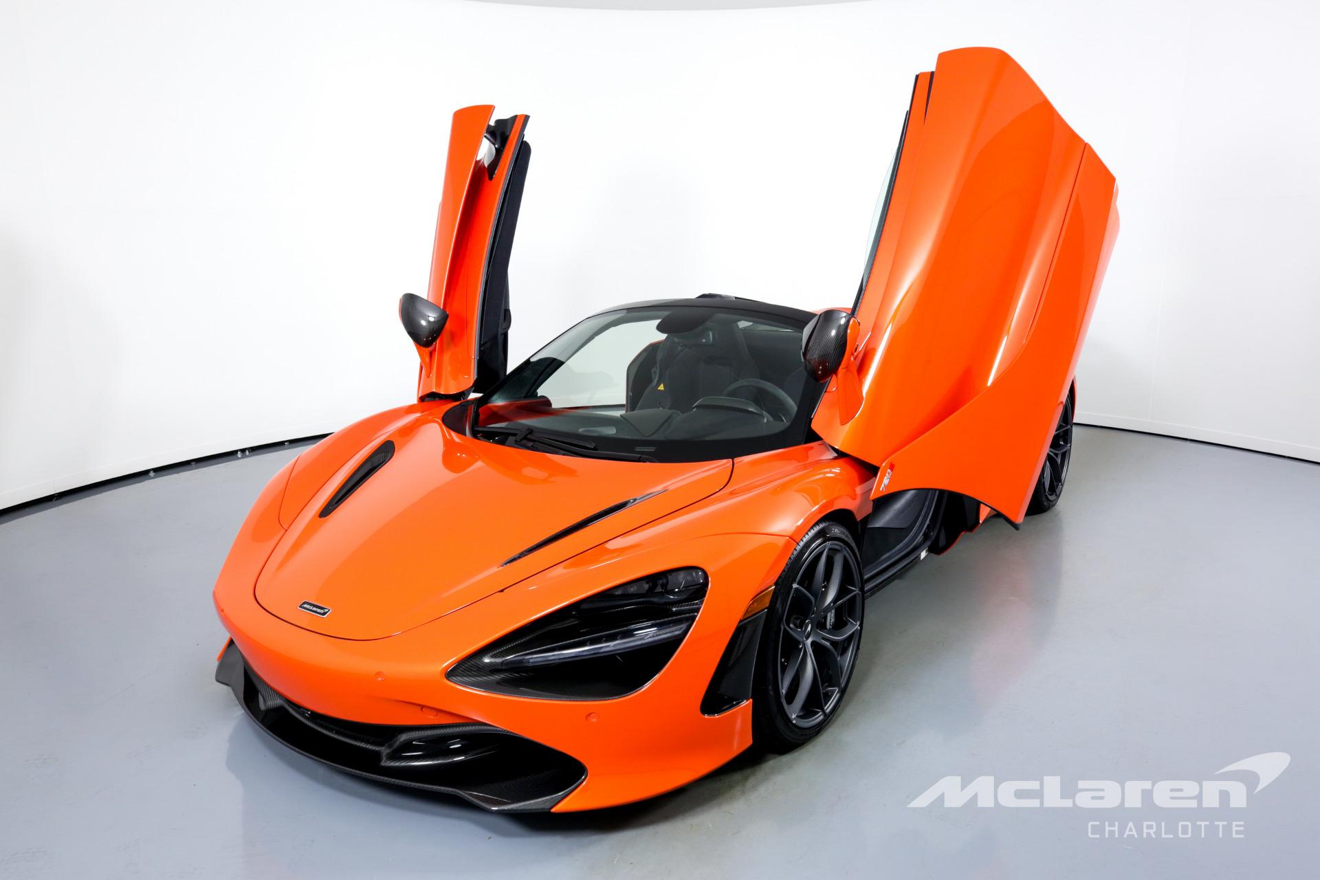 Used 2019 McLaren 720S Spider Performance | Charlotte, NC