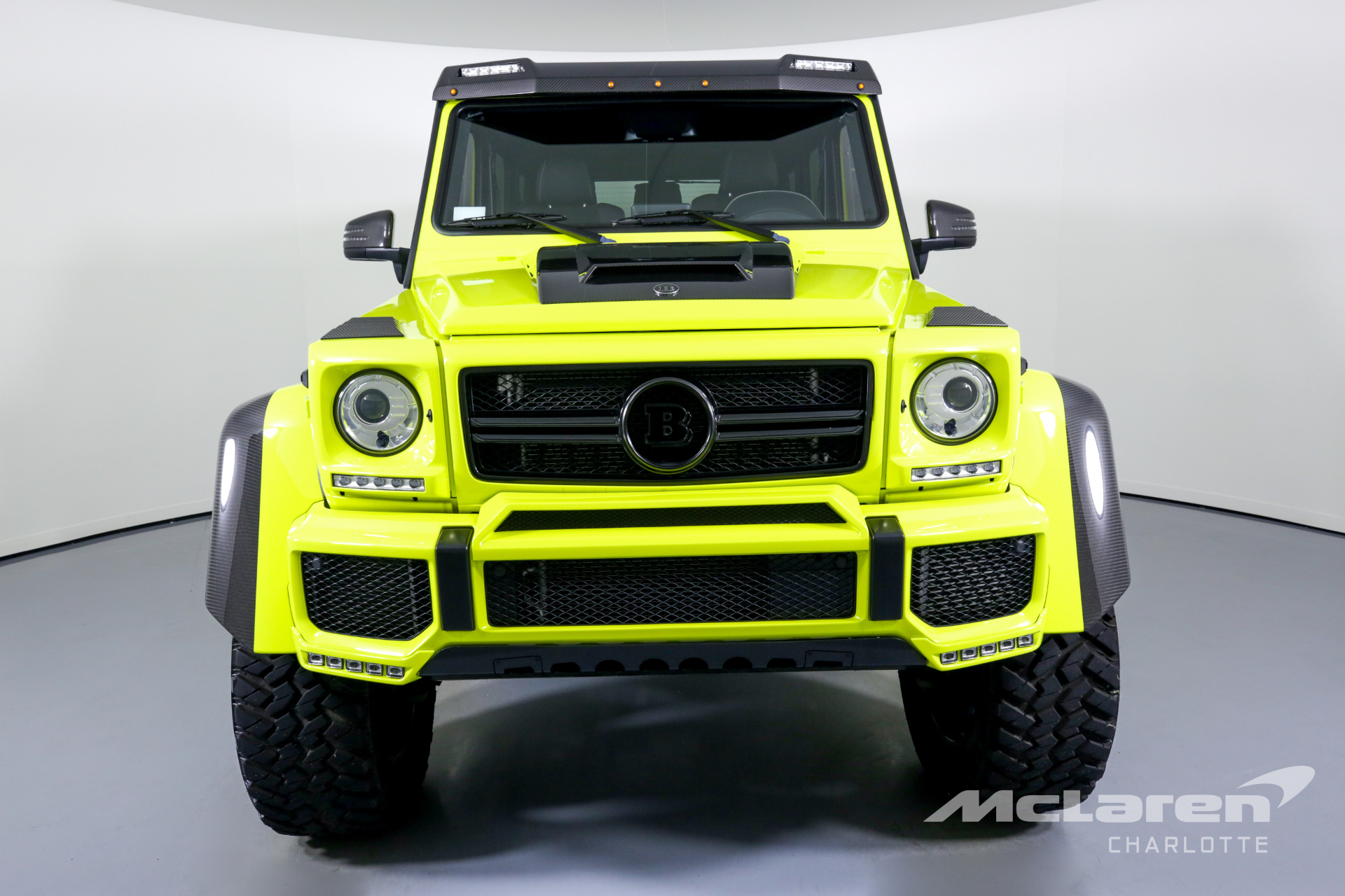 Used 2017 Mercedes-Benz G-Class G 550 4x4 Squared   Charlotte, NC
